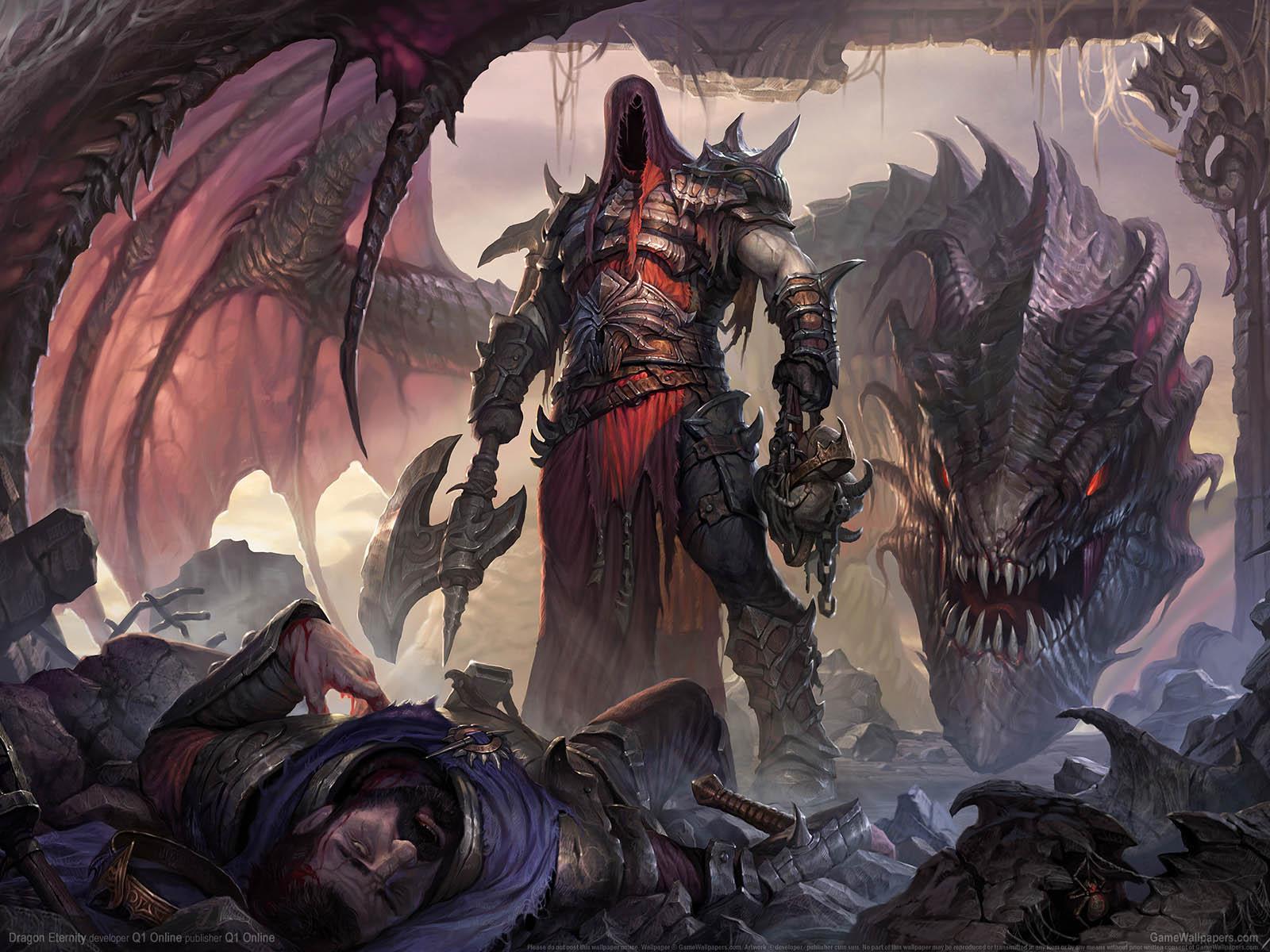 Dragon Eternityνmmer=04 achtergrond  1600x1200