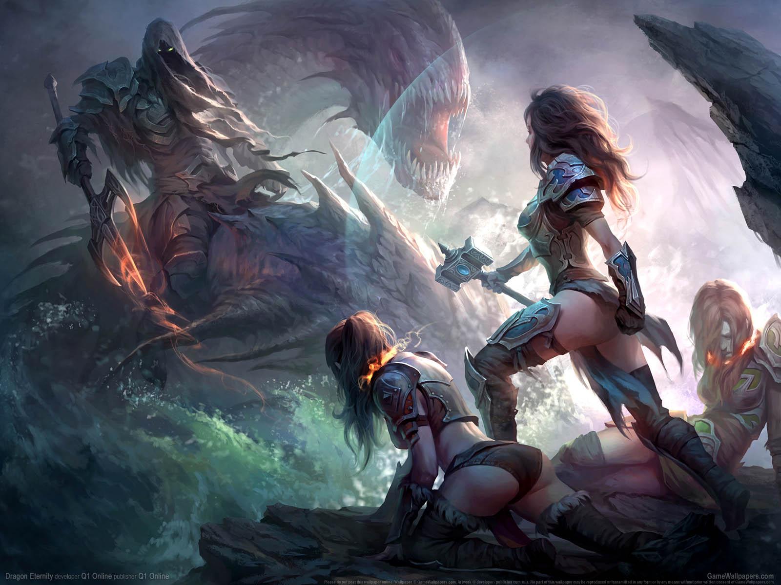 Dragon Eternityνmmer=08 achtergrond  1600x1200