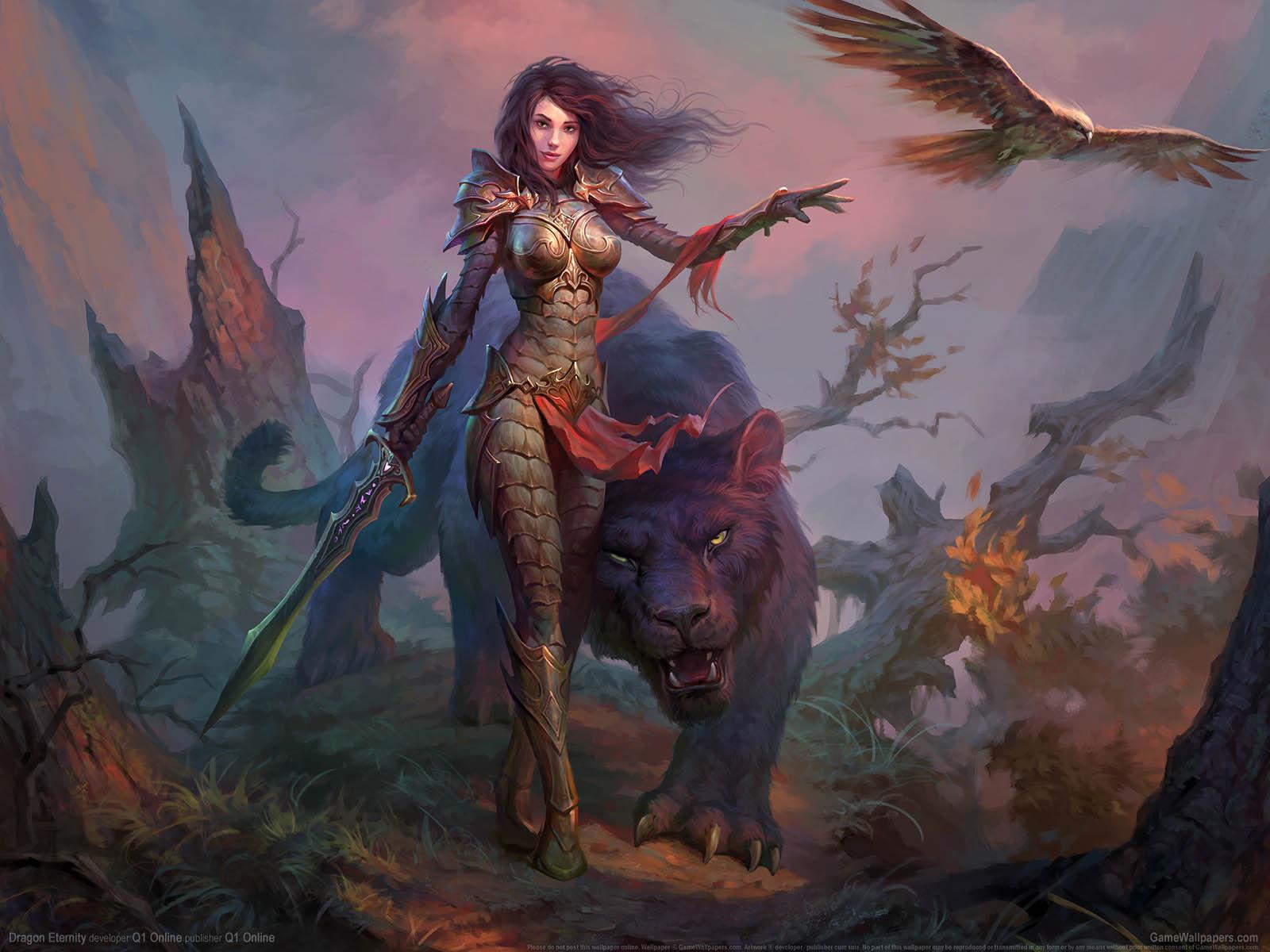 Dragon Eternityνmmer=09 achtergrond  1600x1200