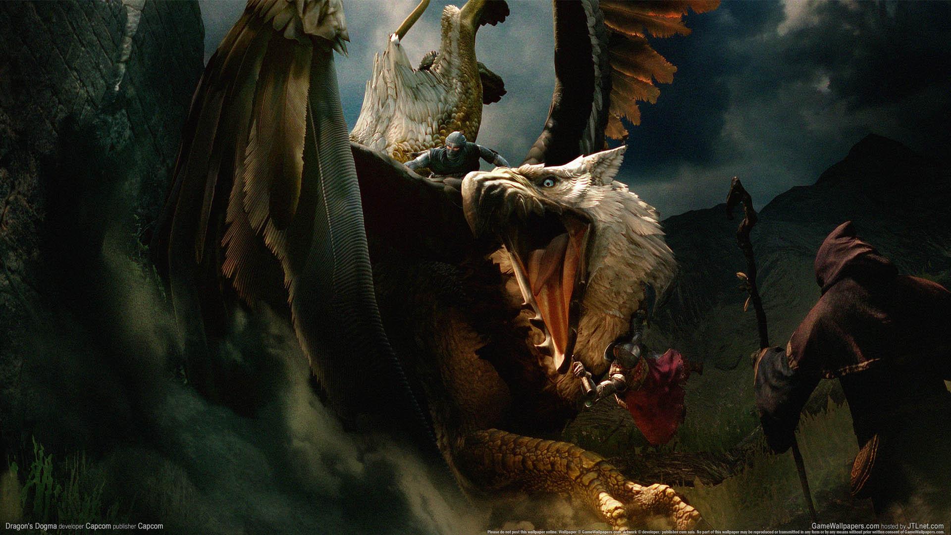 Dragon's Dogma Hintergrundbild 01 1920x1080