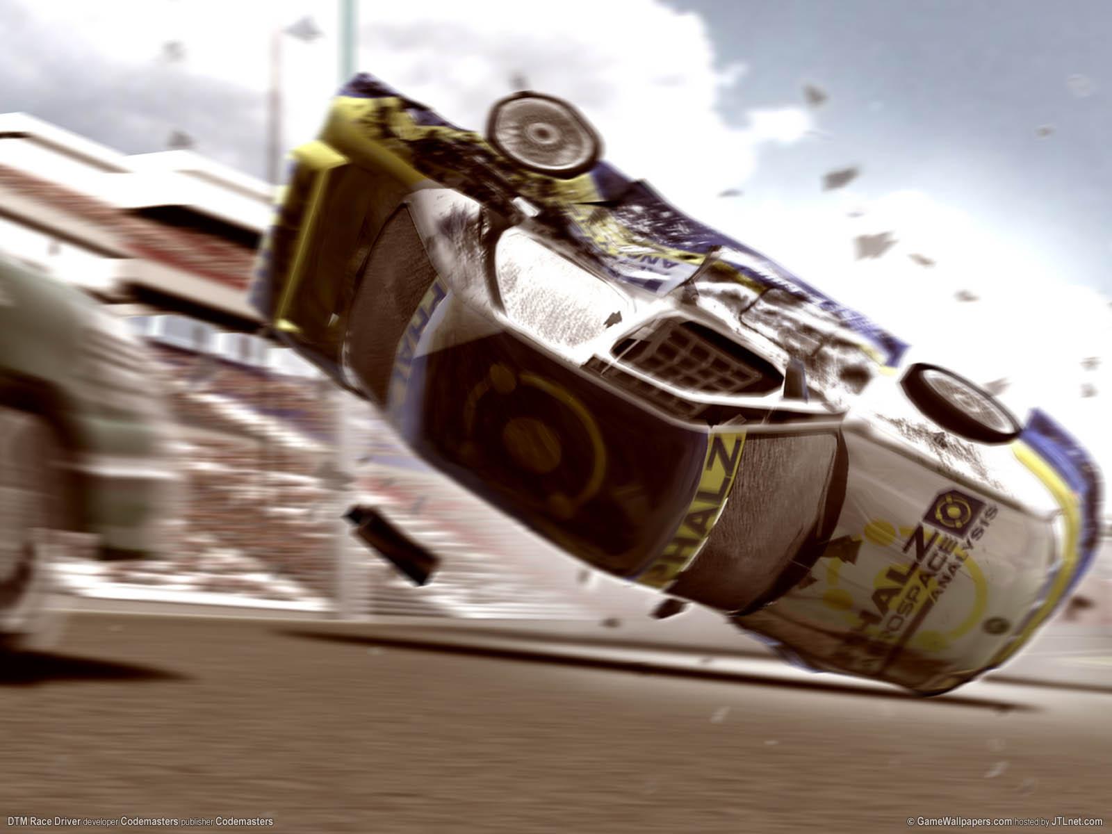 DTM Race Driver Hintergrundbild 02 1600x1200