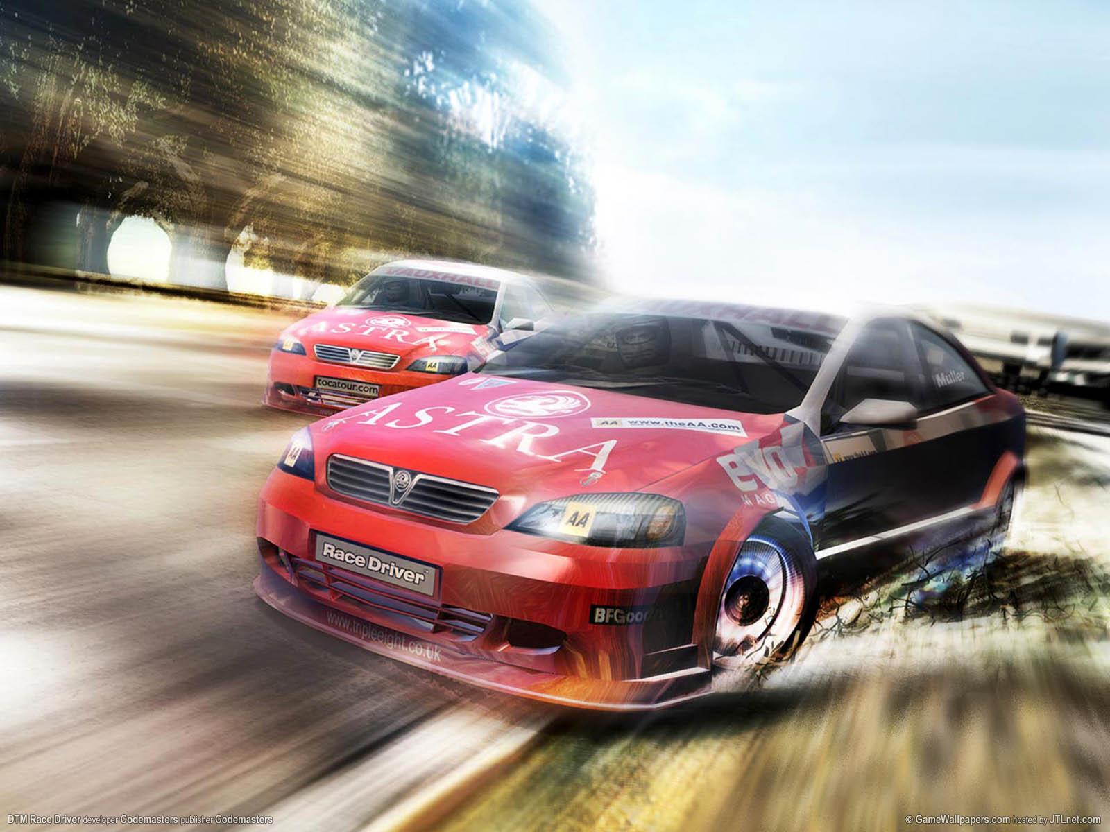 DTM Race Driver Hintergrundbild 04 1600x1200