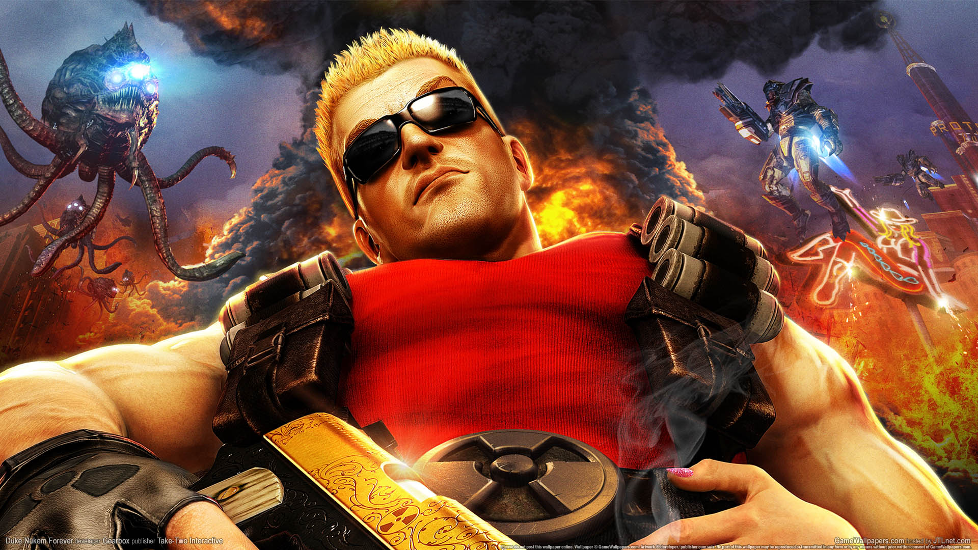 Image result for Duke Nukem Forever 1920x1080