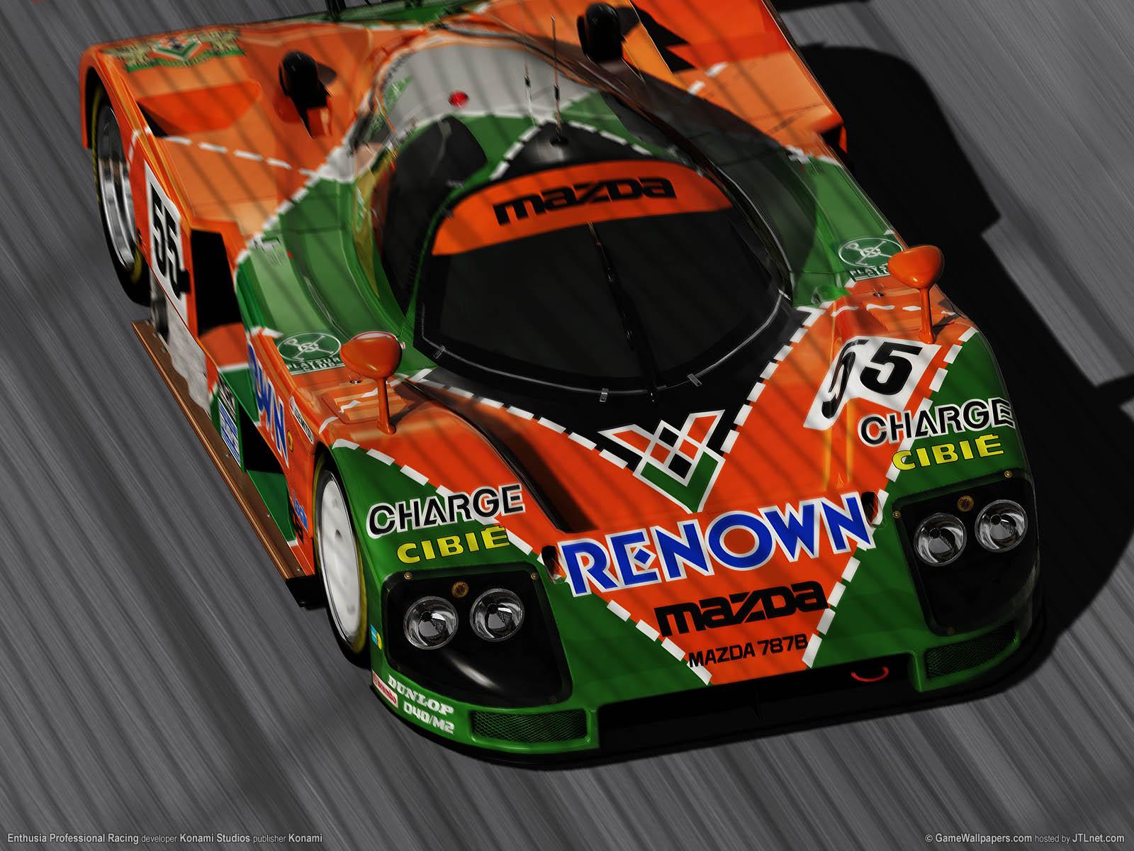 Enthusia Professional Racing Hintergrundbild 01 1600x1200