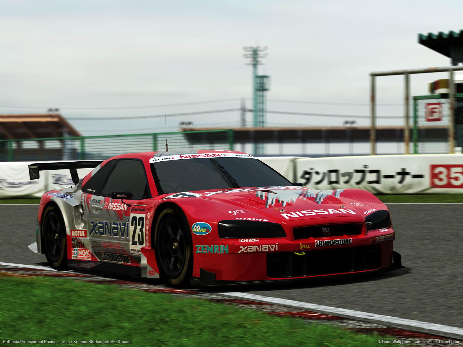 Enthusia Professional Racing Hintergrundbild 02 1600x1200