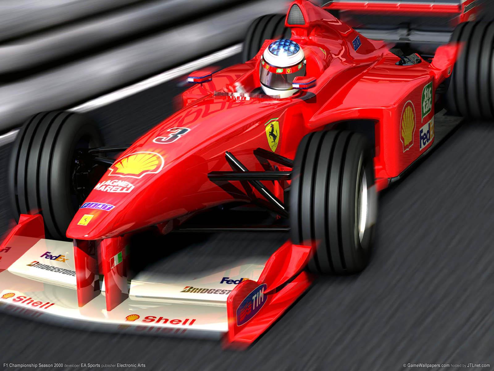 F1 Championship Season 2000 fond d'écran 04 1600x1200
