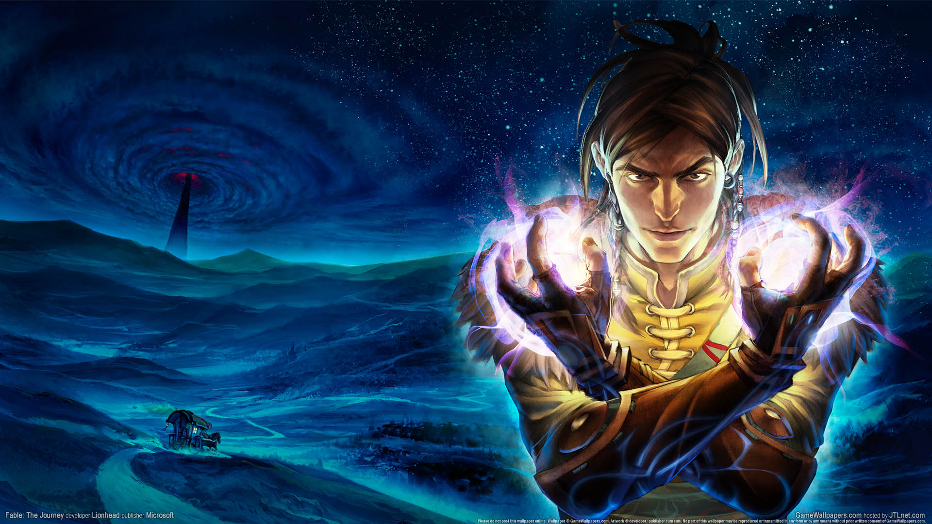 Fable: The Journey wallpaper 02 1920x1080