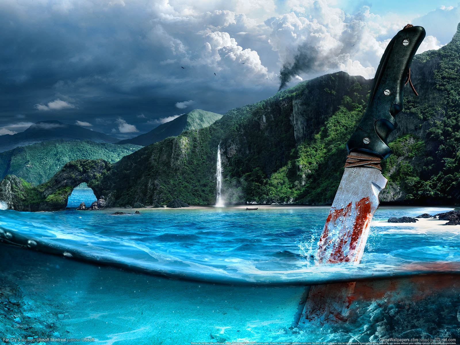 Far Cry 3νmmer=01 achtergrond  1600x1200