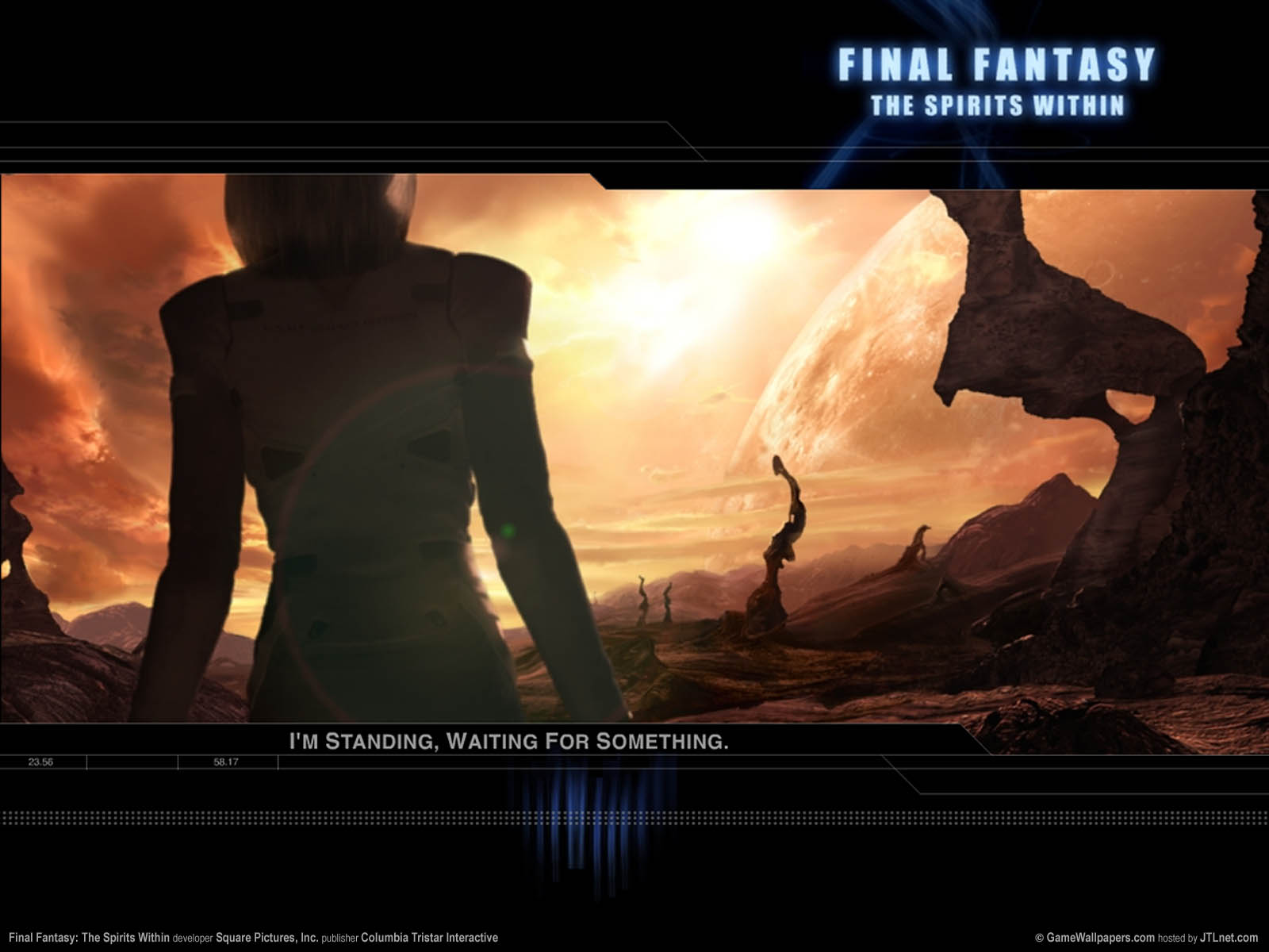 Final Fantasy: The Spirits Within achtergrond 06 1600x1200