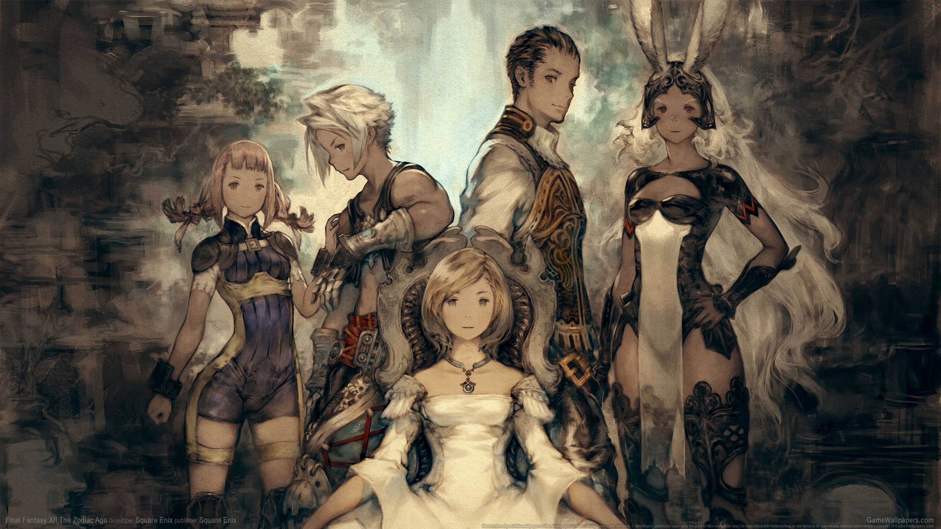 Final Fantasy XII The Zodiac Age wallpaper 01 1920x1080