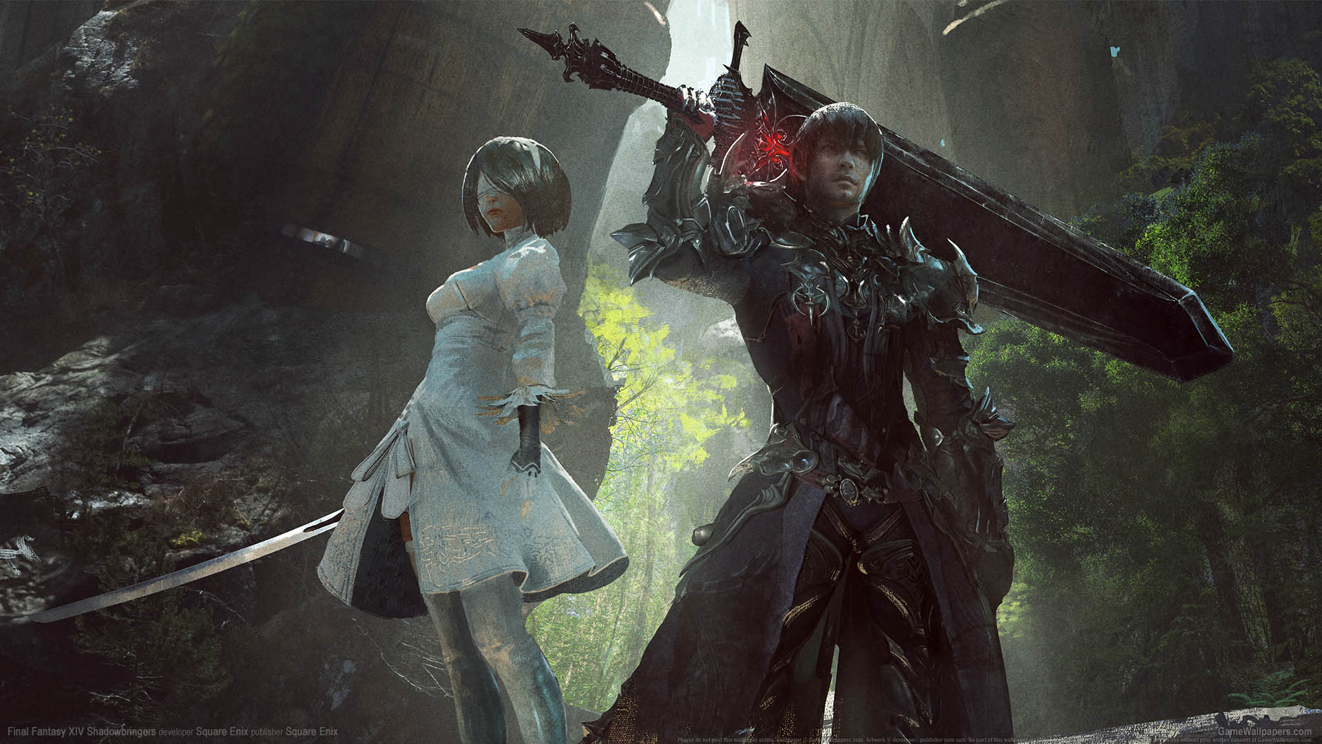Final Fantasy XIV: Shadowbringers wallpaper 01 1920x1080