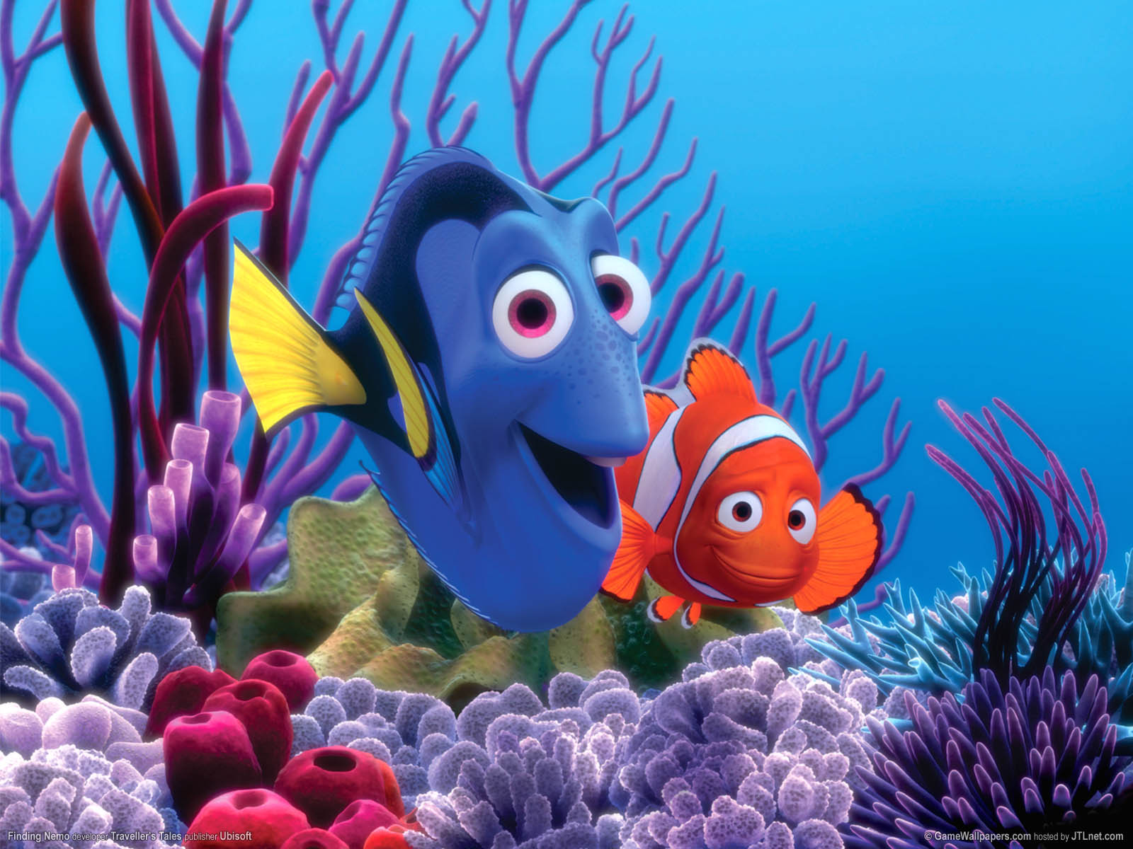 Finding Nemo Wallpaper 03 1600x1200