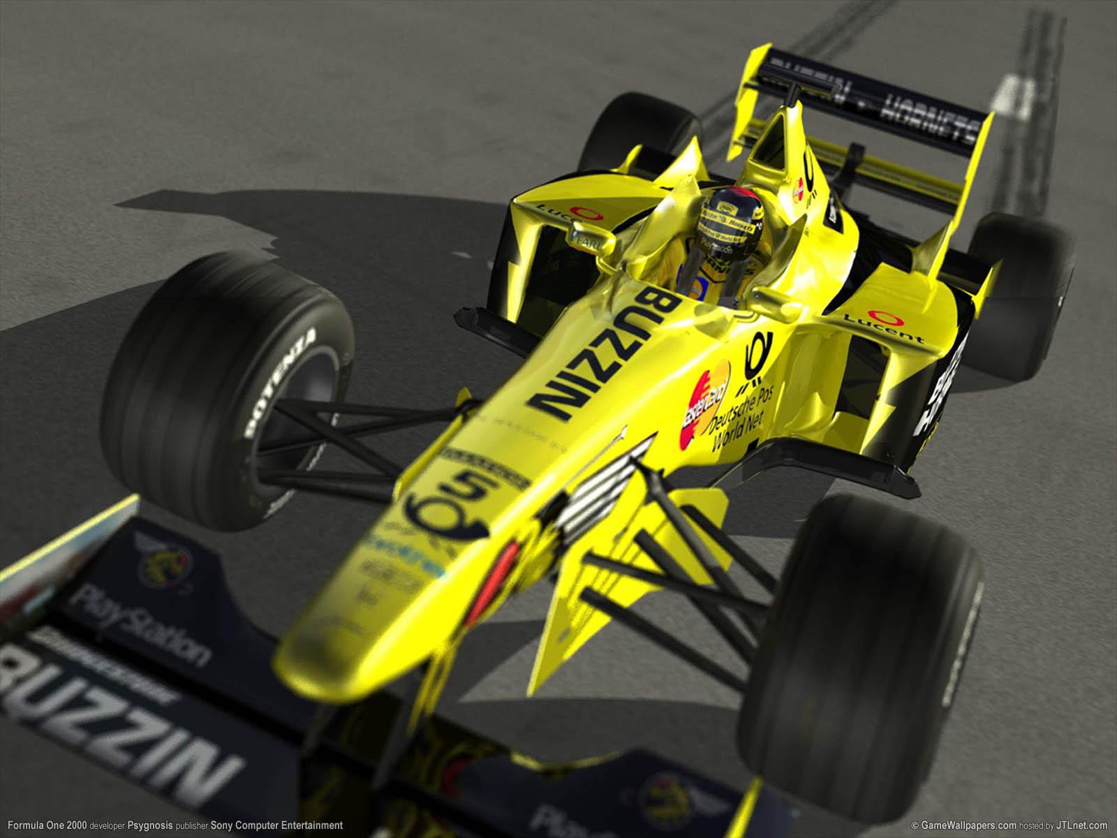 Formula One 2000 wallpaper 01 1600x1200