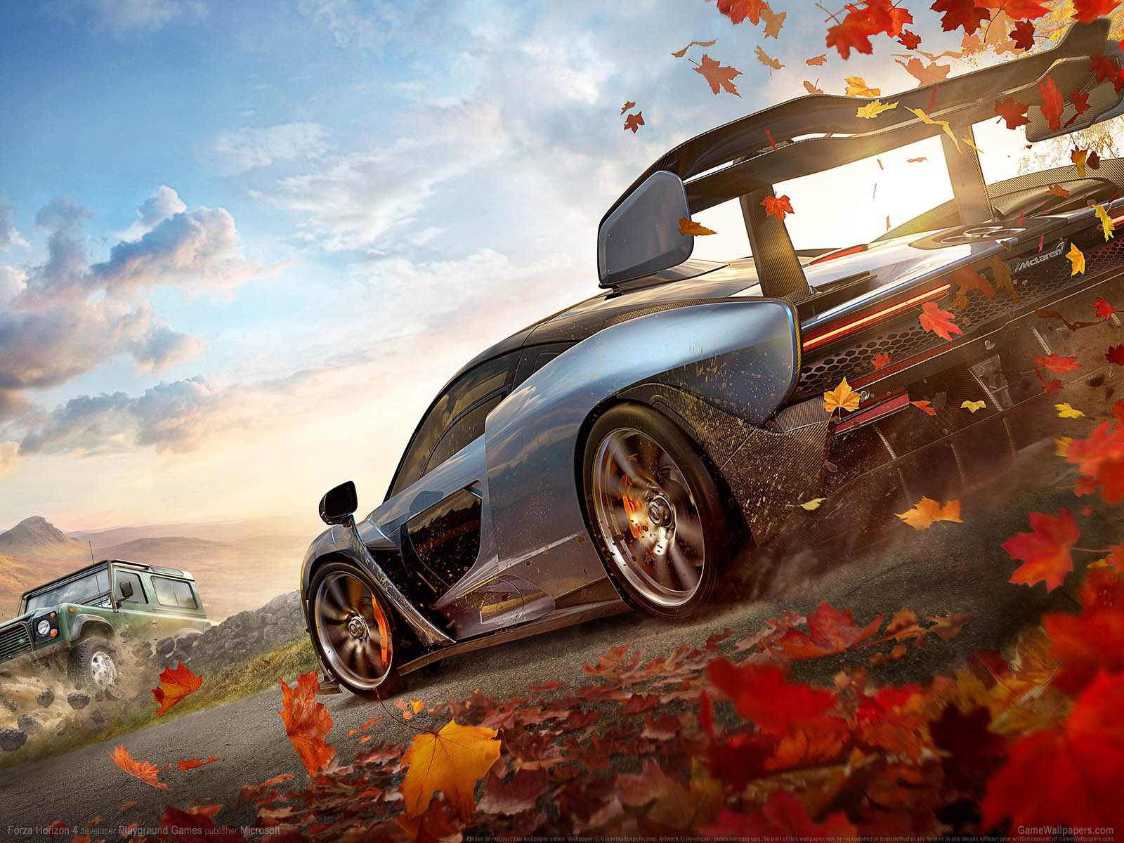 Forza Horizon 4νmmer=01 Hintergrundbild  1600x1200