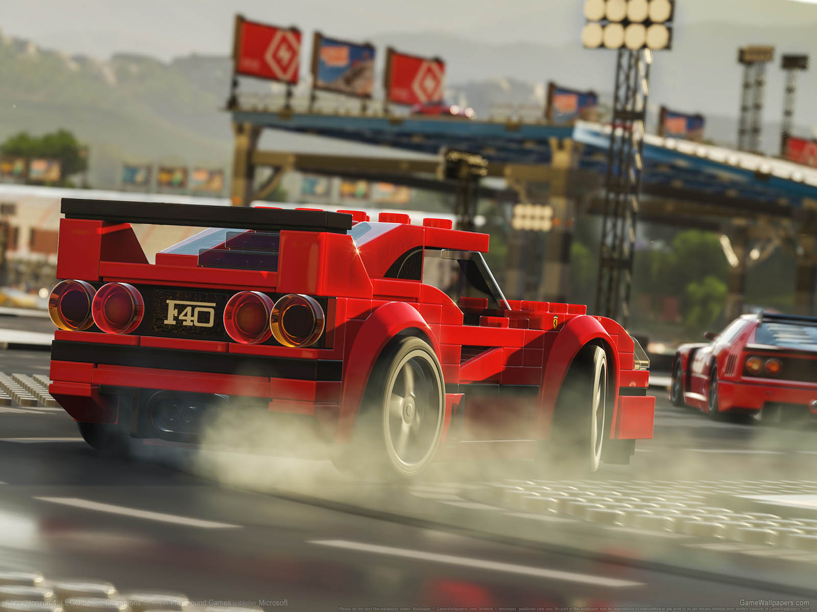 Forza Horizon 4: LEGO Speed Championsνmmer=01 Hintergrundbild  1600x1200