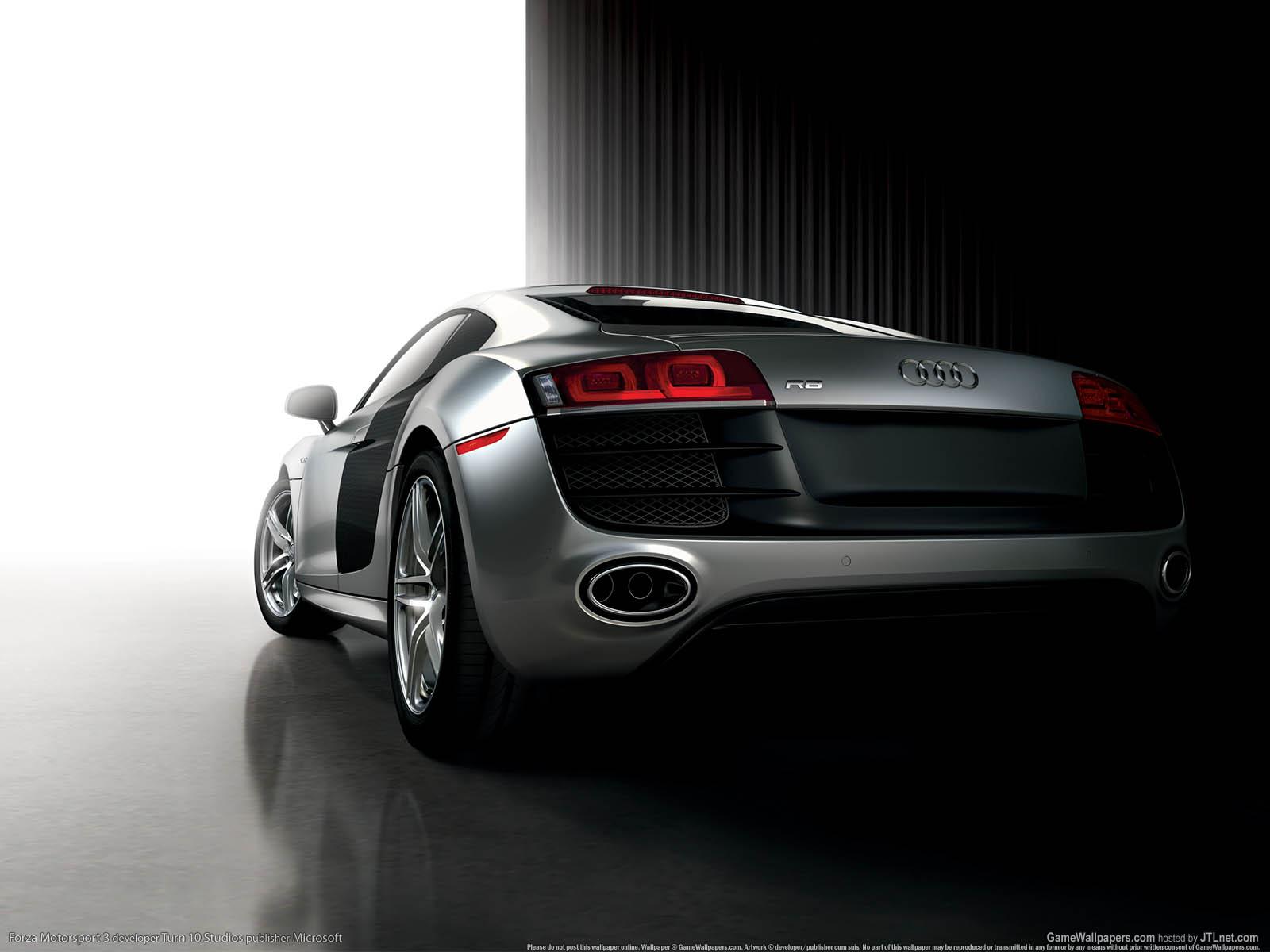 Forza Motorsport 3νmmer=01 achtergrond  1600x1200
