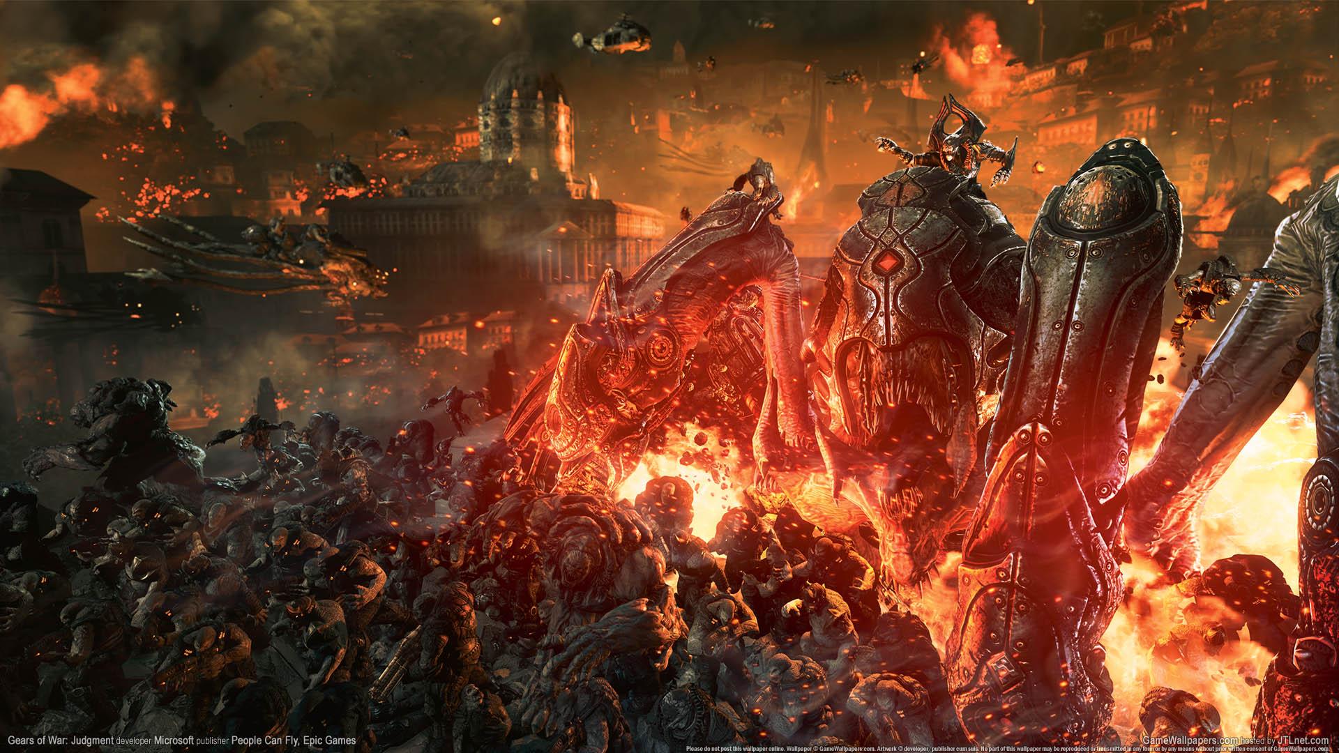 Gears Of War Judgment Wallpaper 04 1920x1080