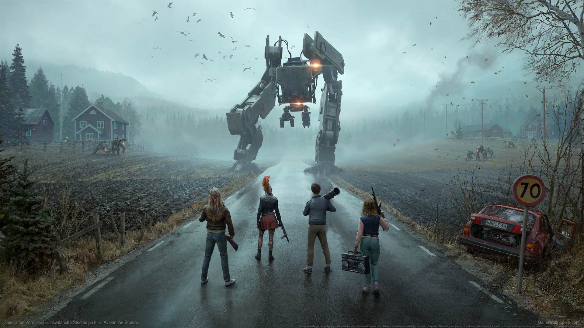 Generation Zero wallpaper 01 1920x1080