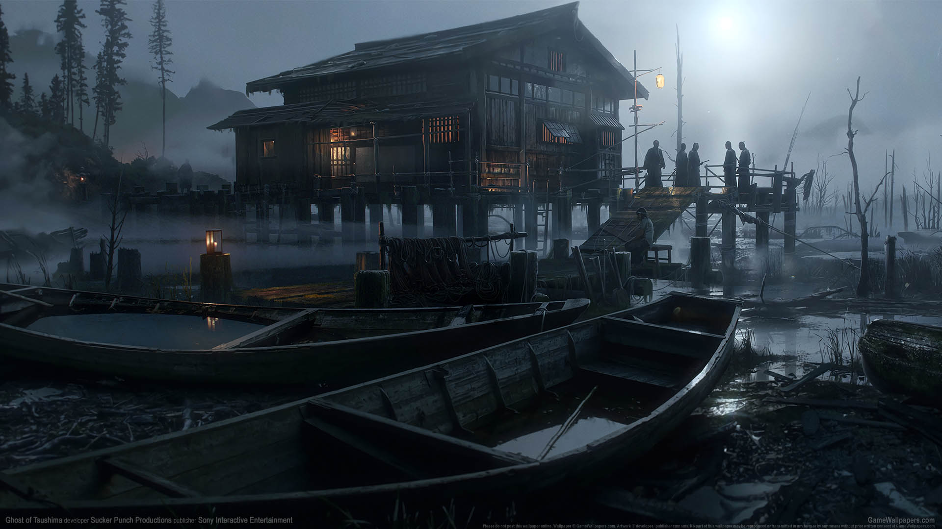 Ghost of Tsushima fondo de escritorio 03 1920x1080