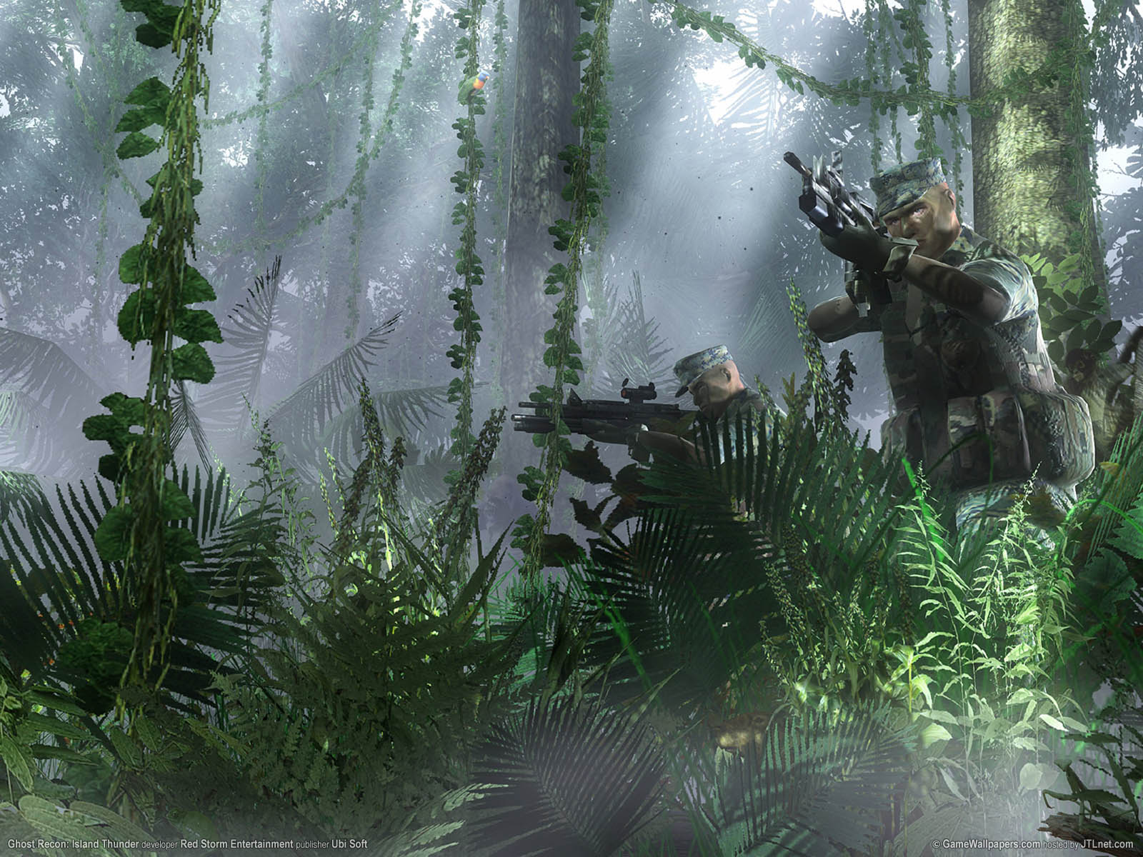 Ghost Recon: Island Thunderνmmer=02 Hintergrundbild  1600x1200