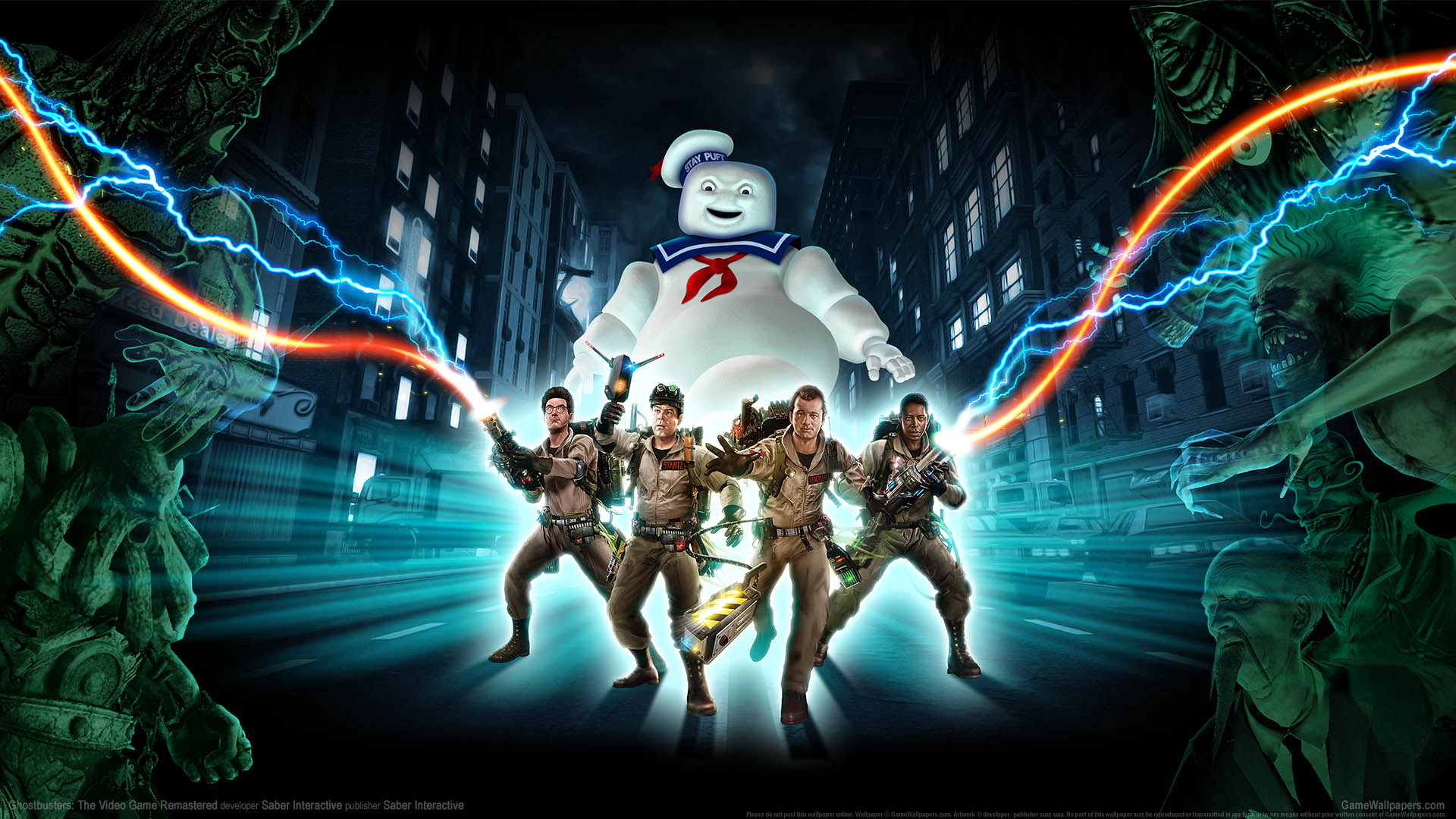 Ghostbusters: The Video Game Remastered Hintergrundbild 01 1920x1080