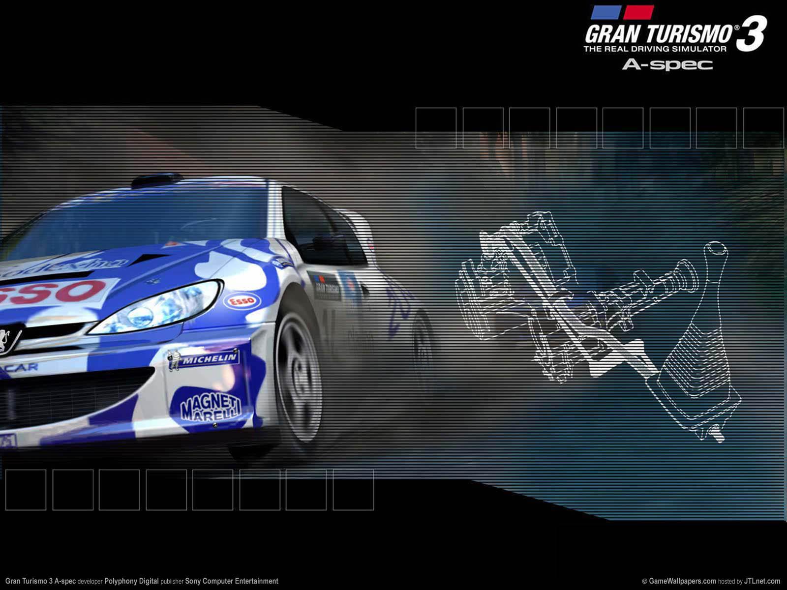Gran Turismo 3 A-spec Hintergrundbild 05 1600x1200