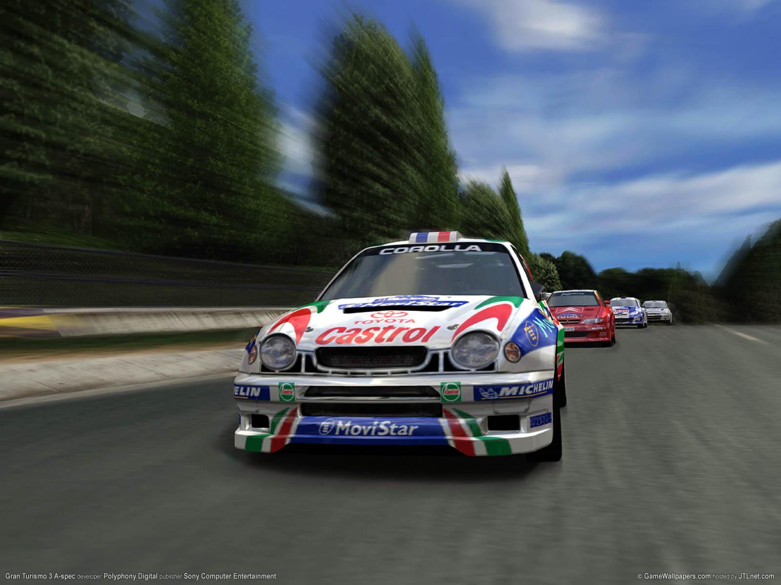 Gran Turismo 3 A-spec Hintergrundbild 06 1600x1200