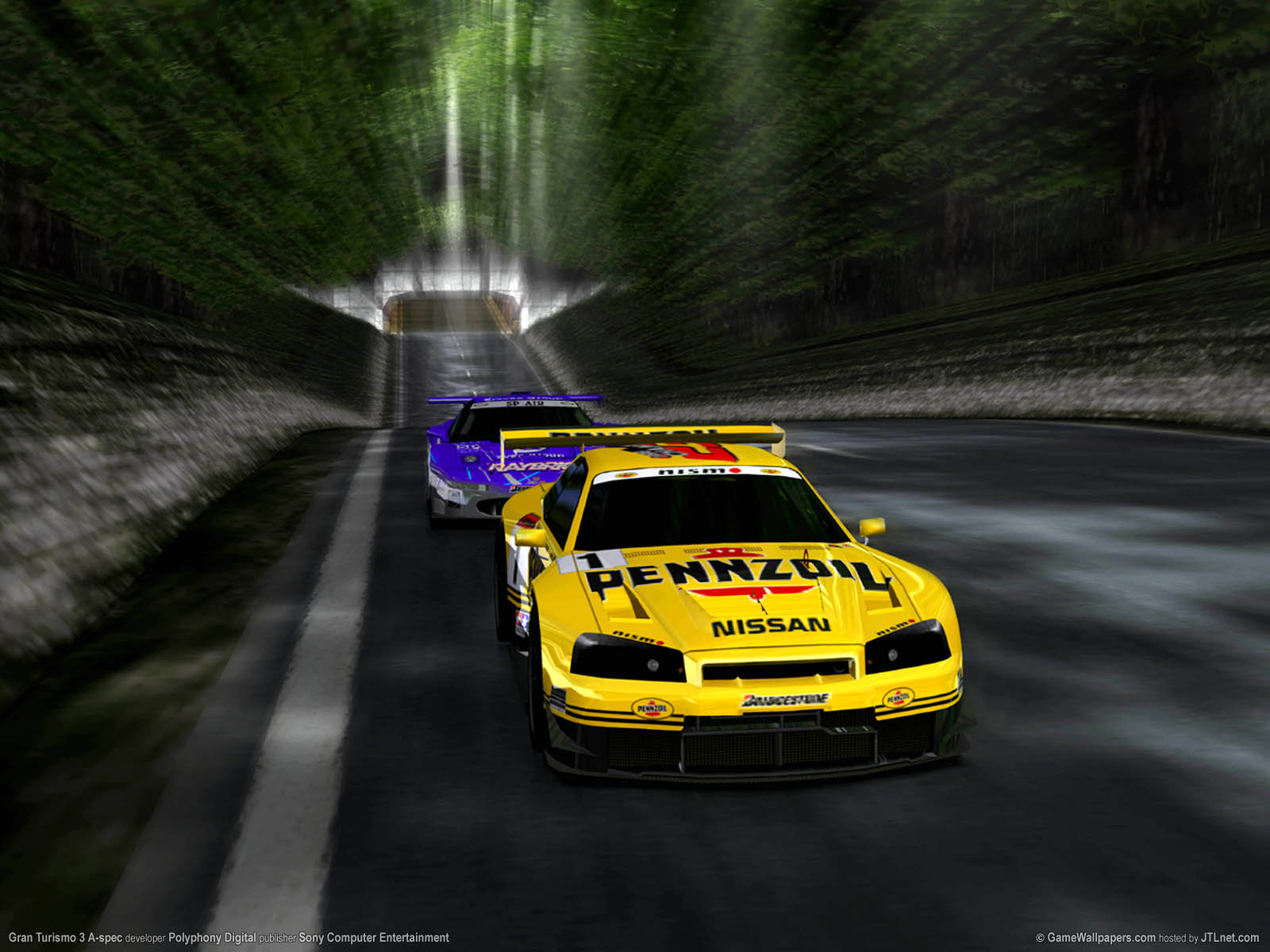 Gran Turismo 3 A-spec Hintergrundbild 07 1600x1200