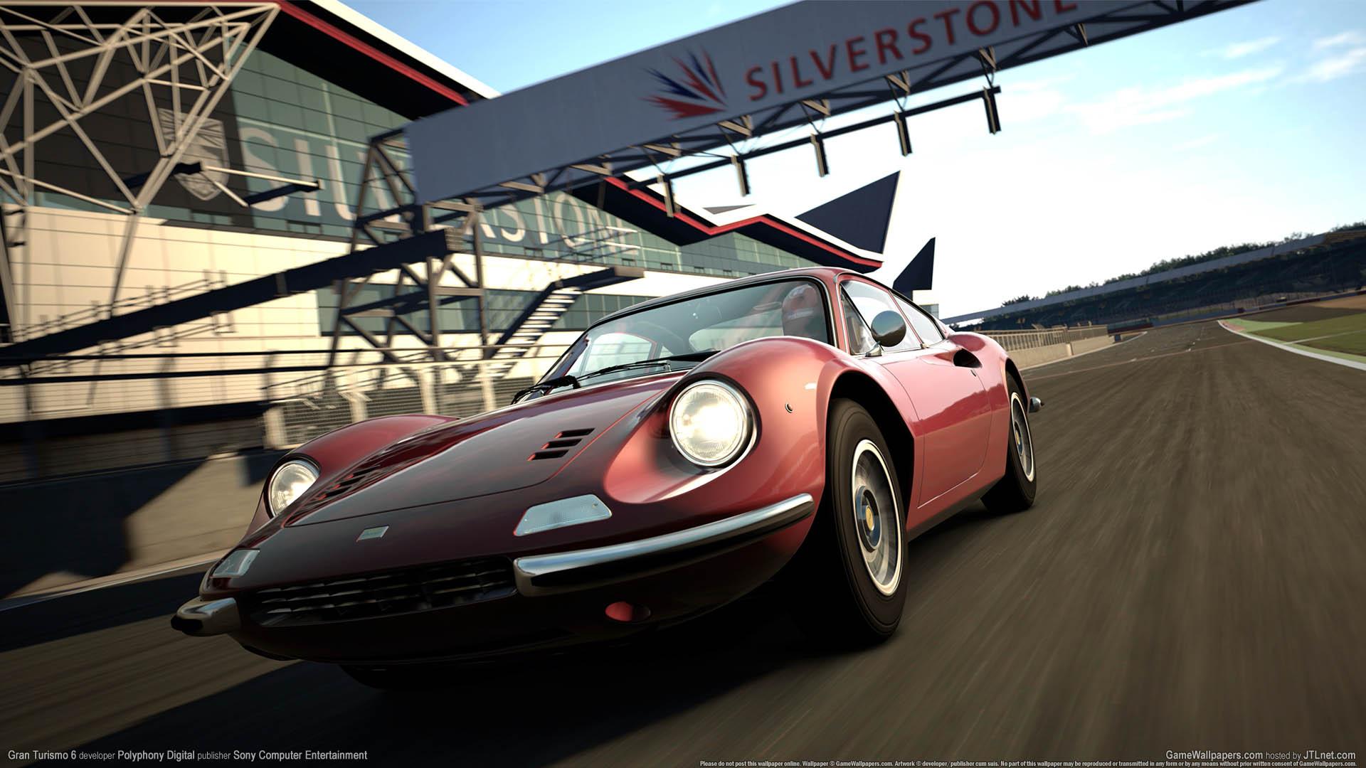 Gran Turismo 6 Hintergrundbild 02 1920x1080