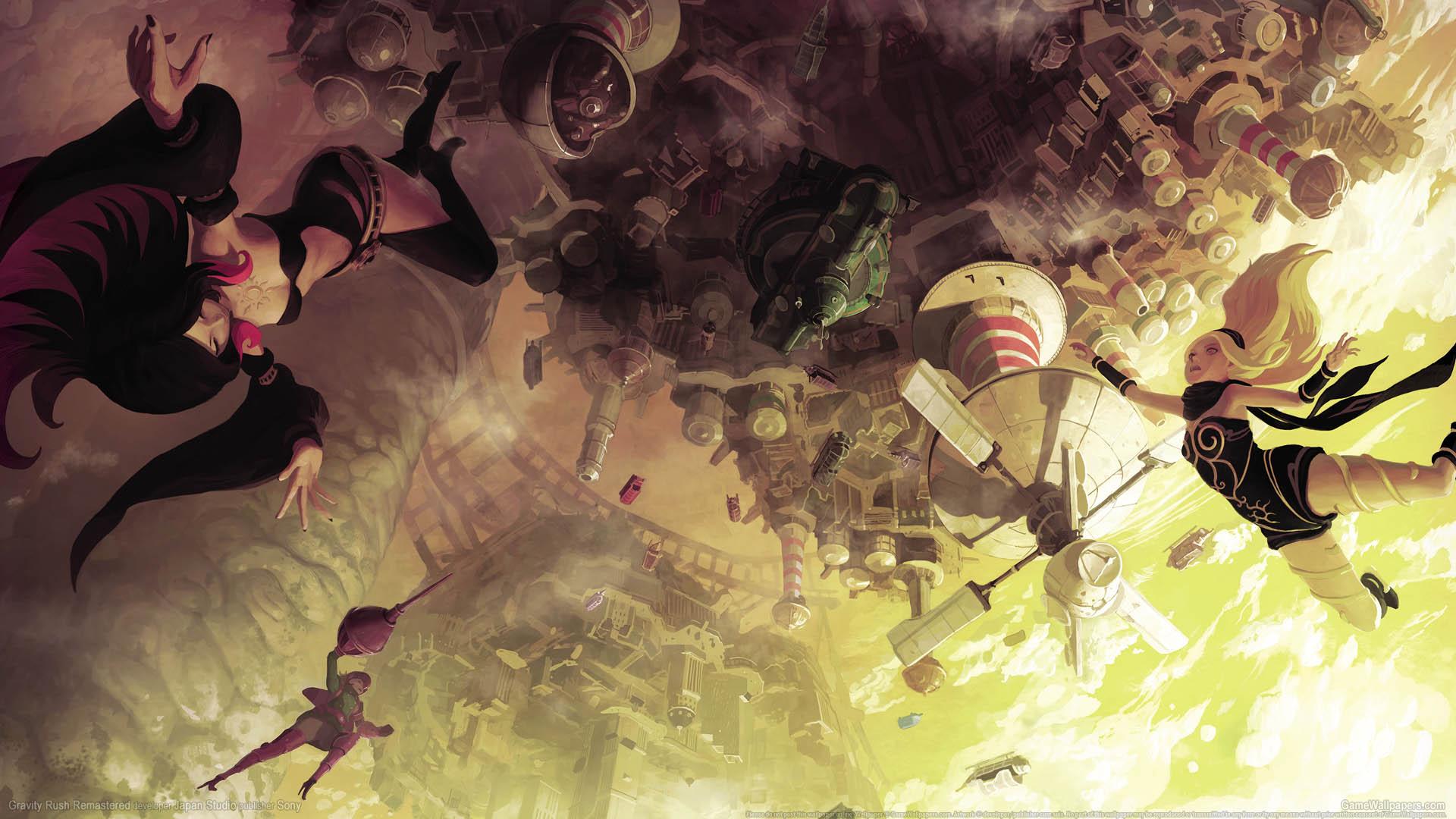 Gravity Rush Remastered wallpaper 02 1920x1080