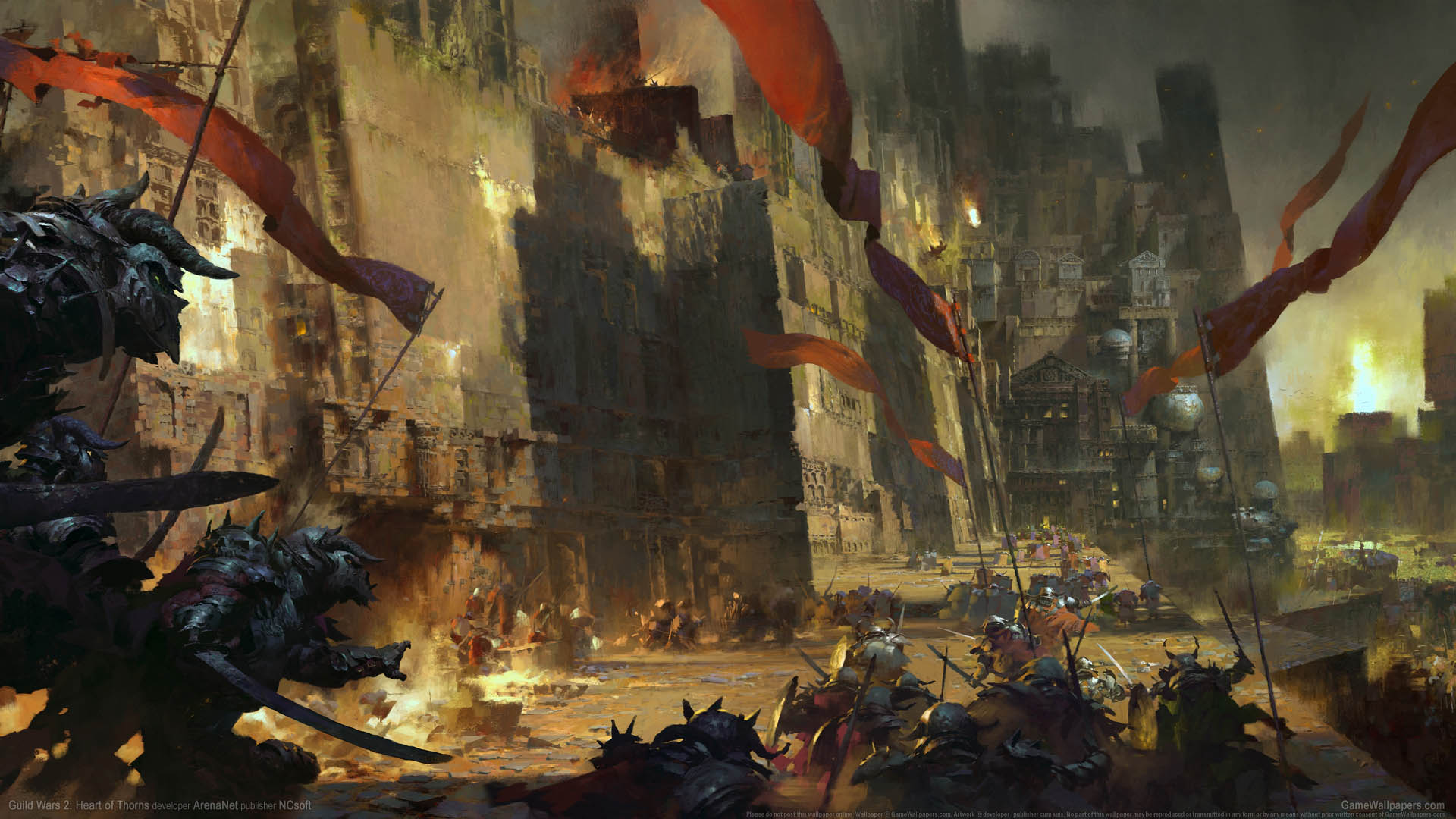 Guild Wars 2 Heart Of Thorns Wallpaper 04 1920x1080