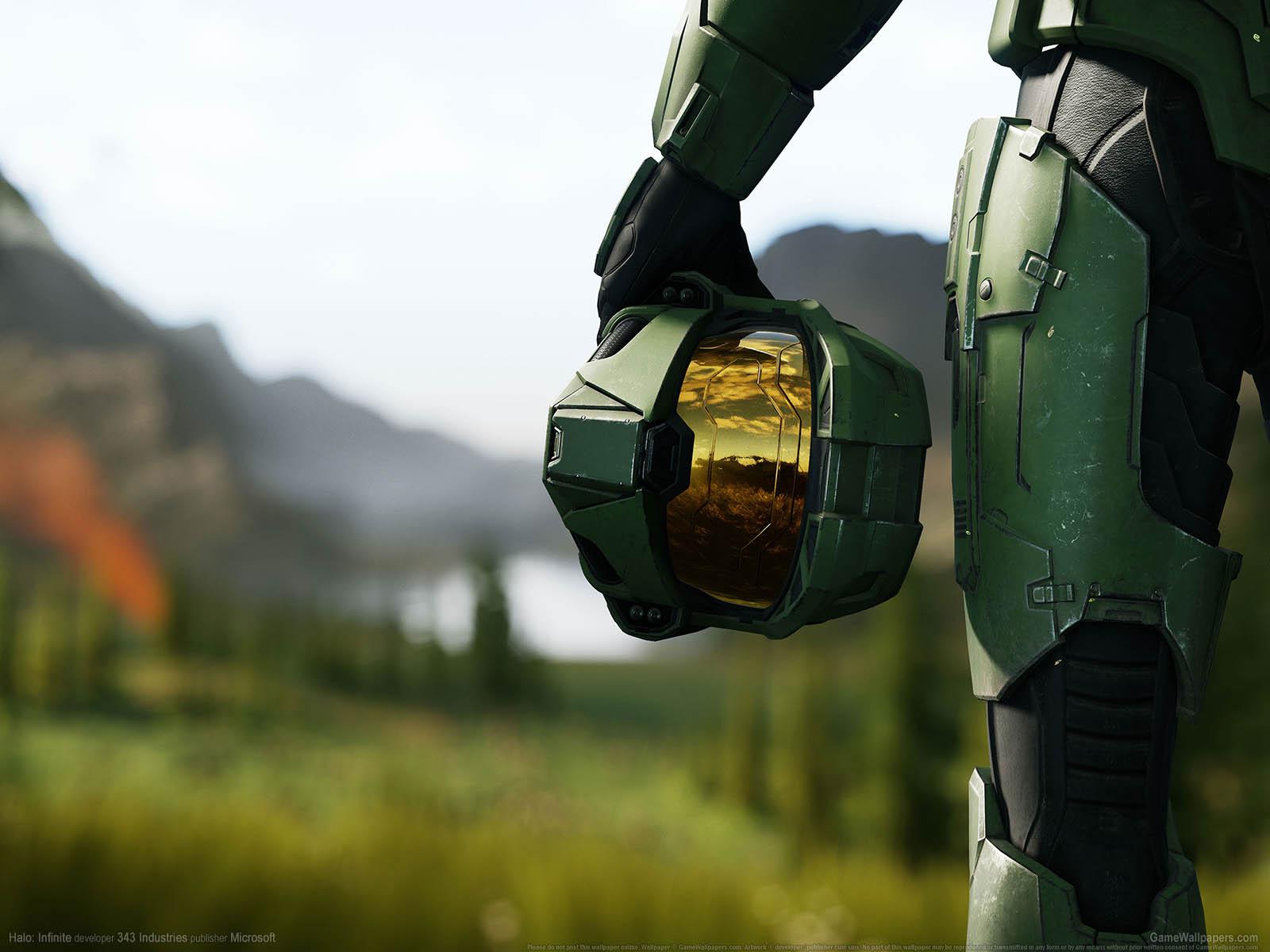 Halo: Infiniteνmmer=01 Hintergrundbild  1600x1200