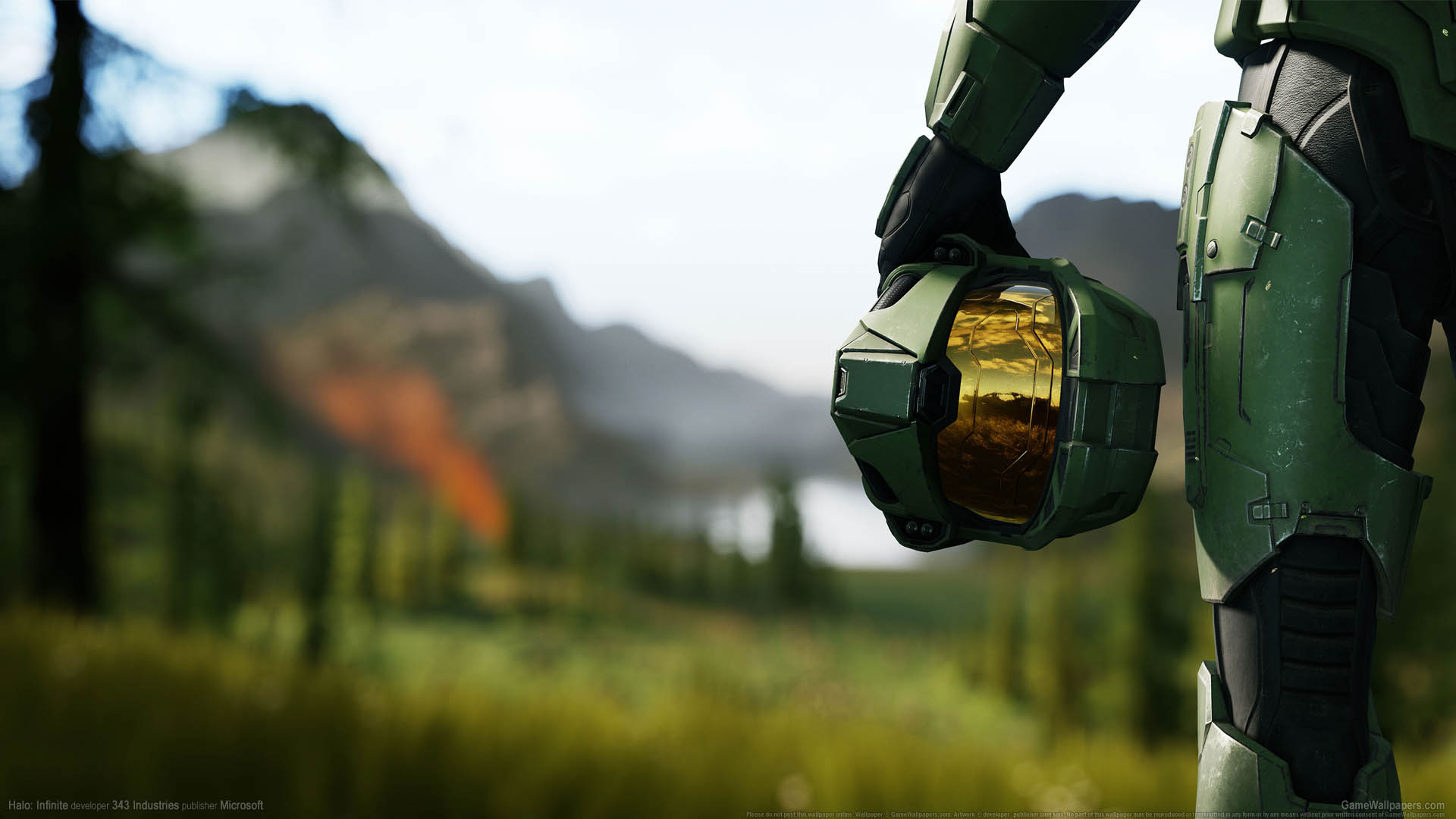 Halo: Infinite wallpaper 01 1920x1080