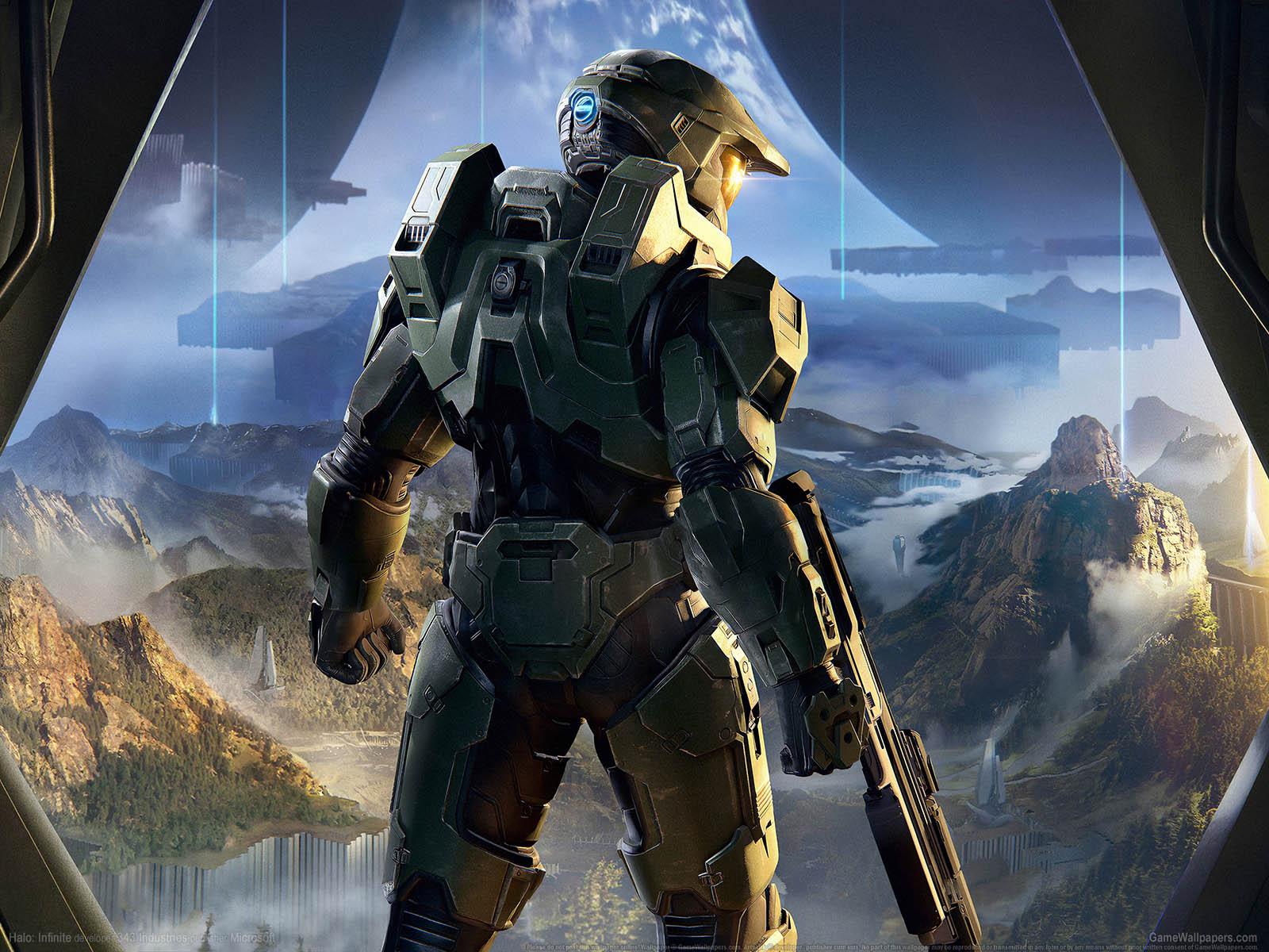 Halo: Infiniteνmmer=02 Hintergrundbild  1600x1200