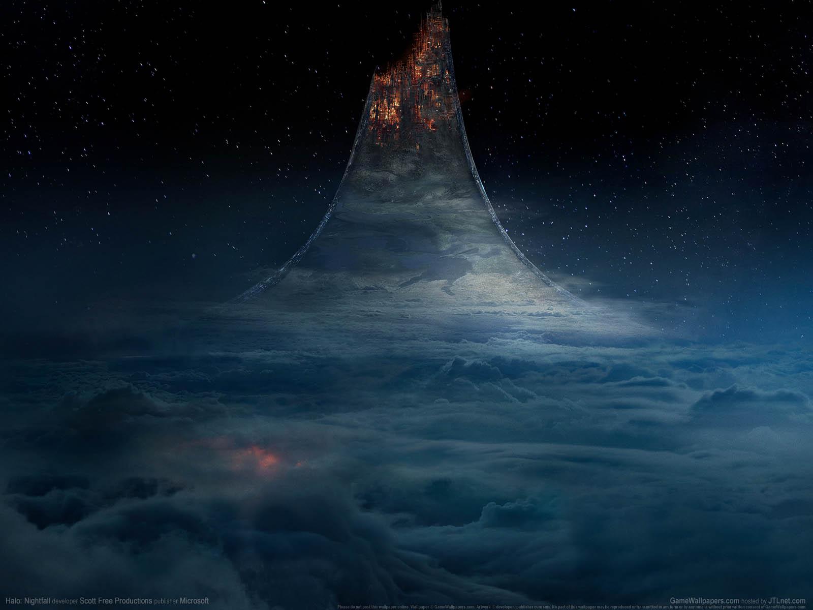 Halo: Nightfallνmmer=01 Hintergrundbild  1600x1200