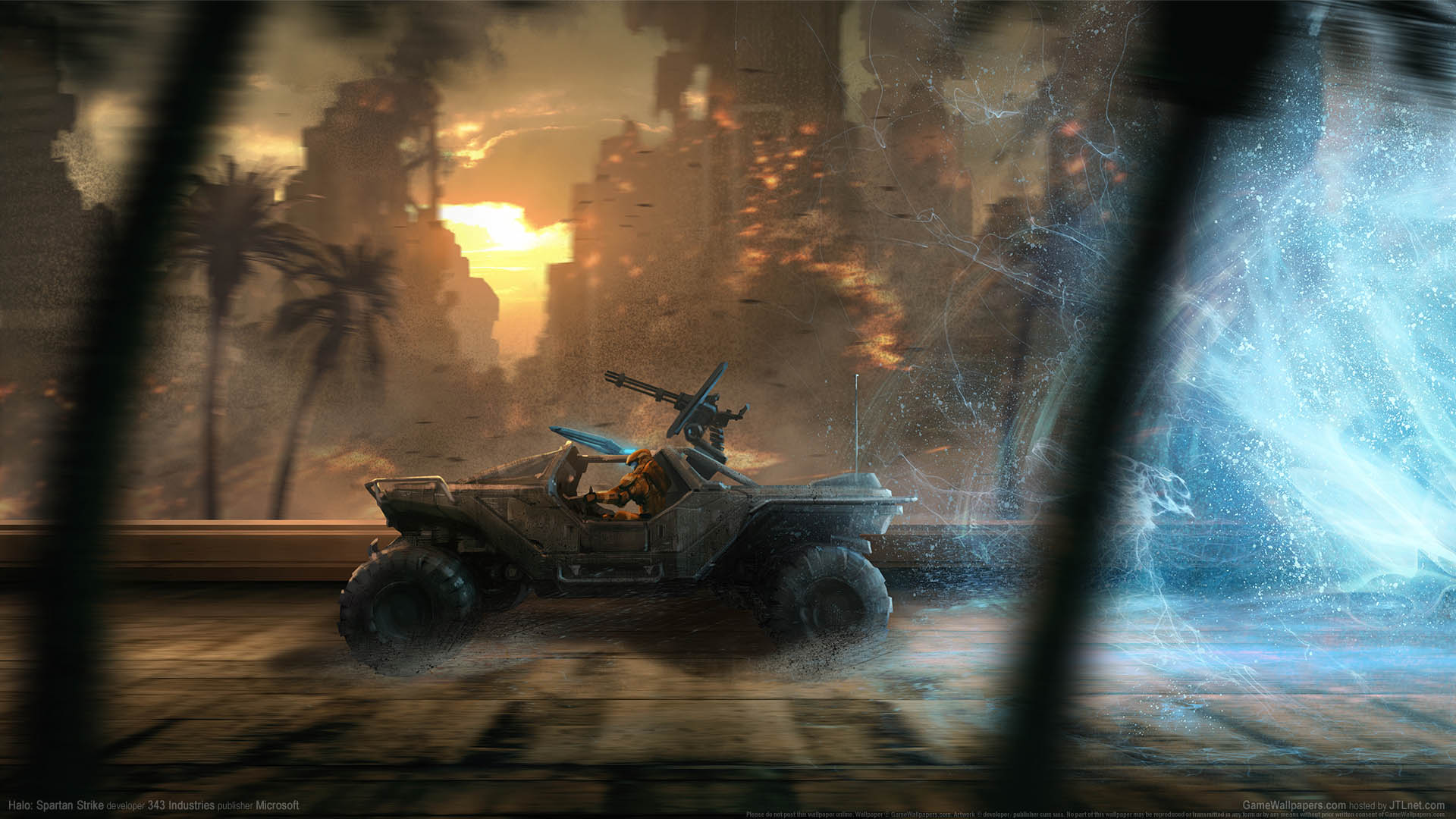 Halo: Spartan Strike wallpaper 01 1920x1080