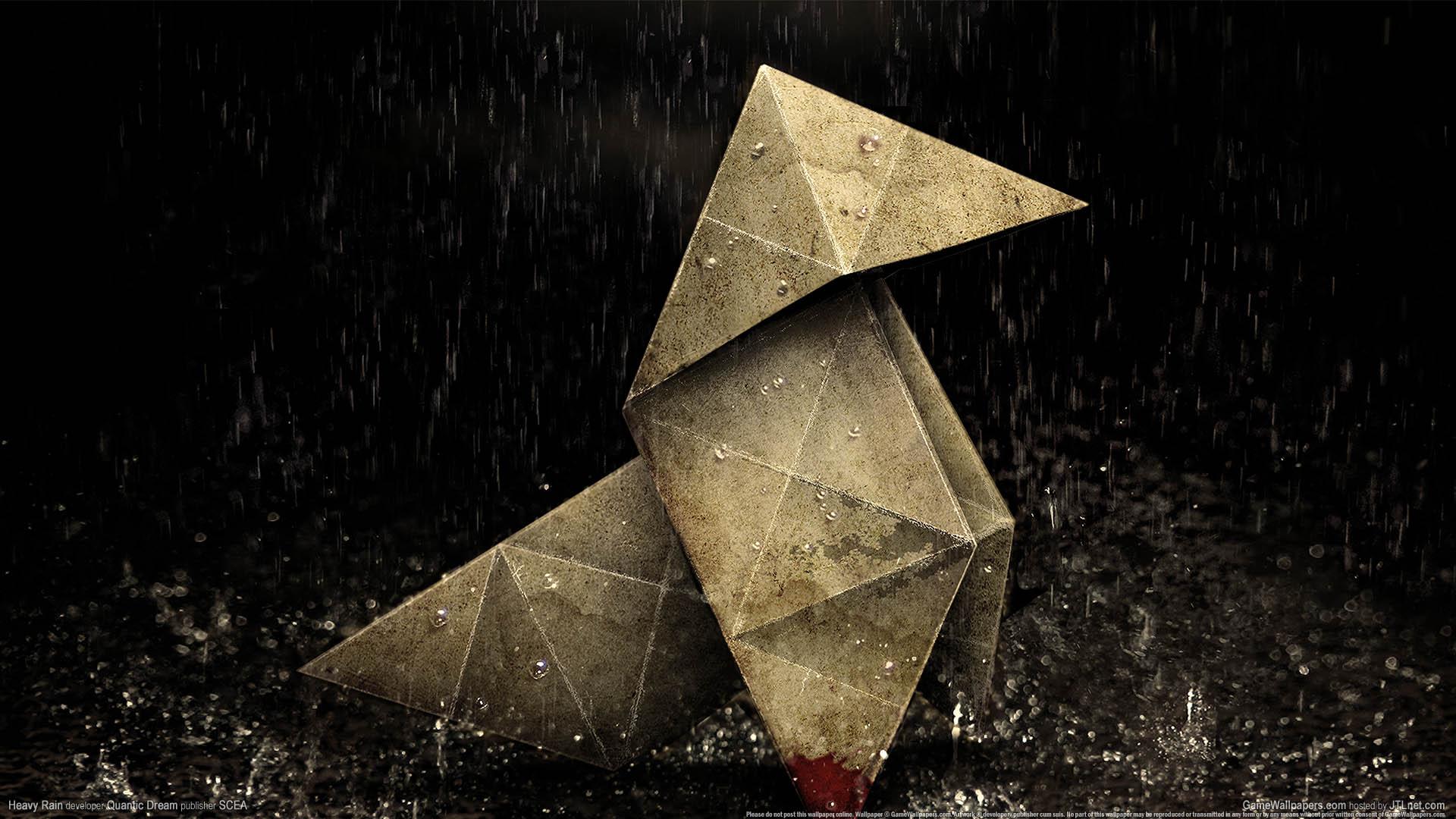 Heavy Rain fondo de escritorio 01 1920x1080