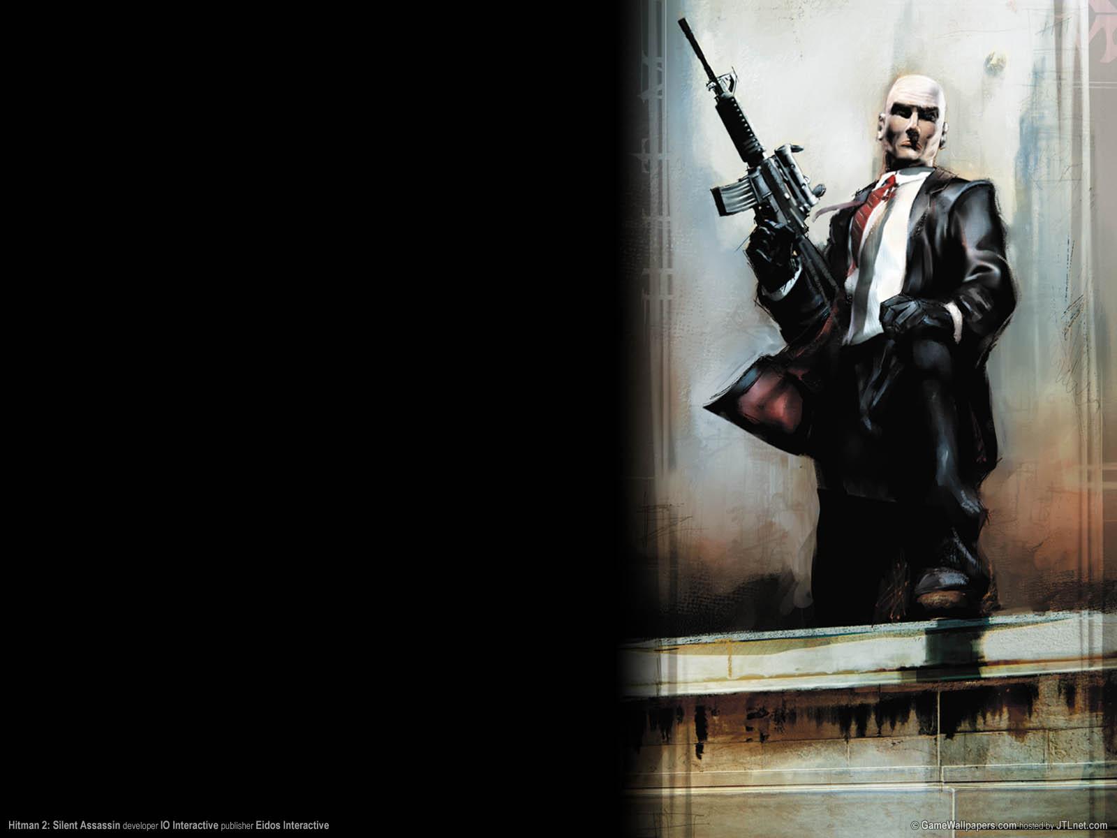Hitman 2: Silent Assassin wallpaper 01 1600x1200