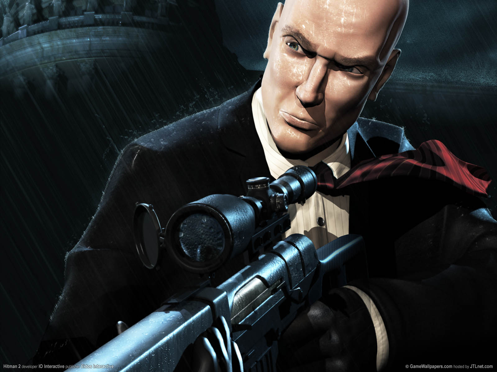 Hitman 2 Silent Assassin Wallpaper 05 1600x1200