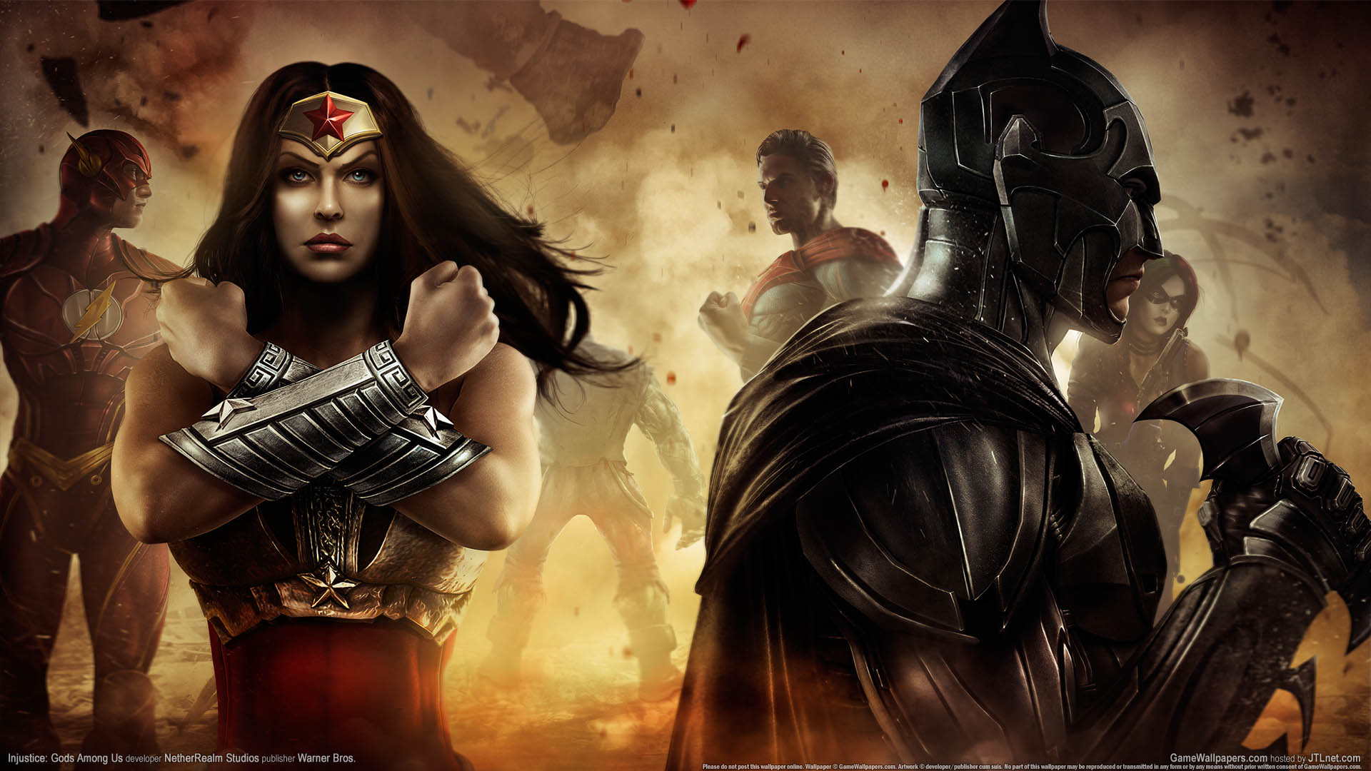 Gods among us wallpaper 01 1920x1080 injustice gods among us wallpaper 01 1920x1080 voltagebd Image collections