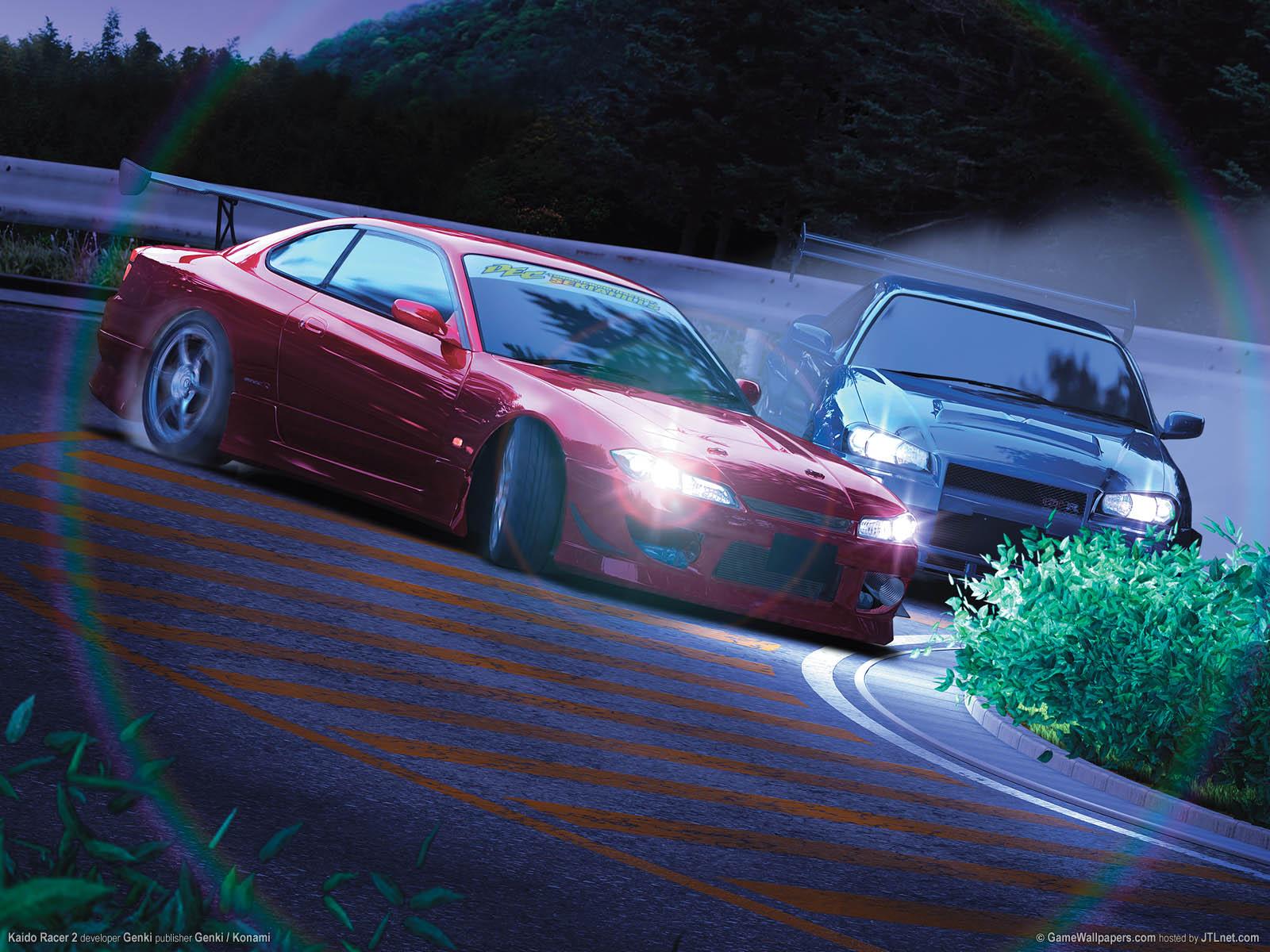 Kaido Racer 2νmmer=01 achtergrond  1600x1200
