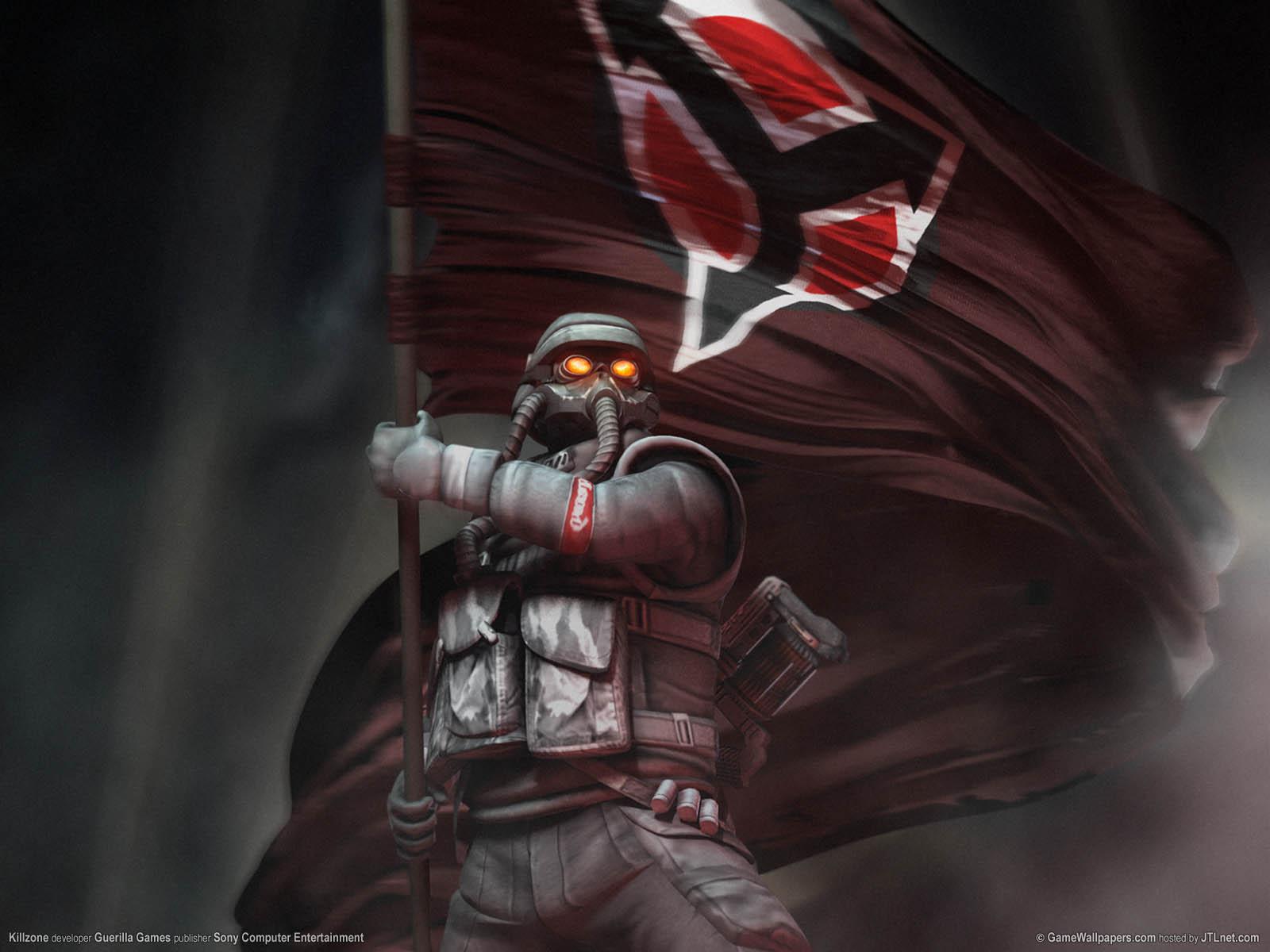 Killzone Hintergrundbild 03 1600x1200