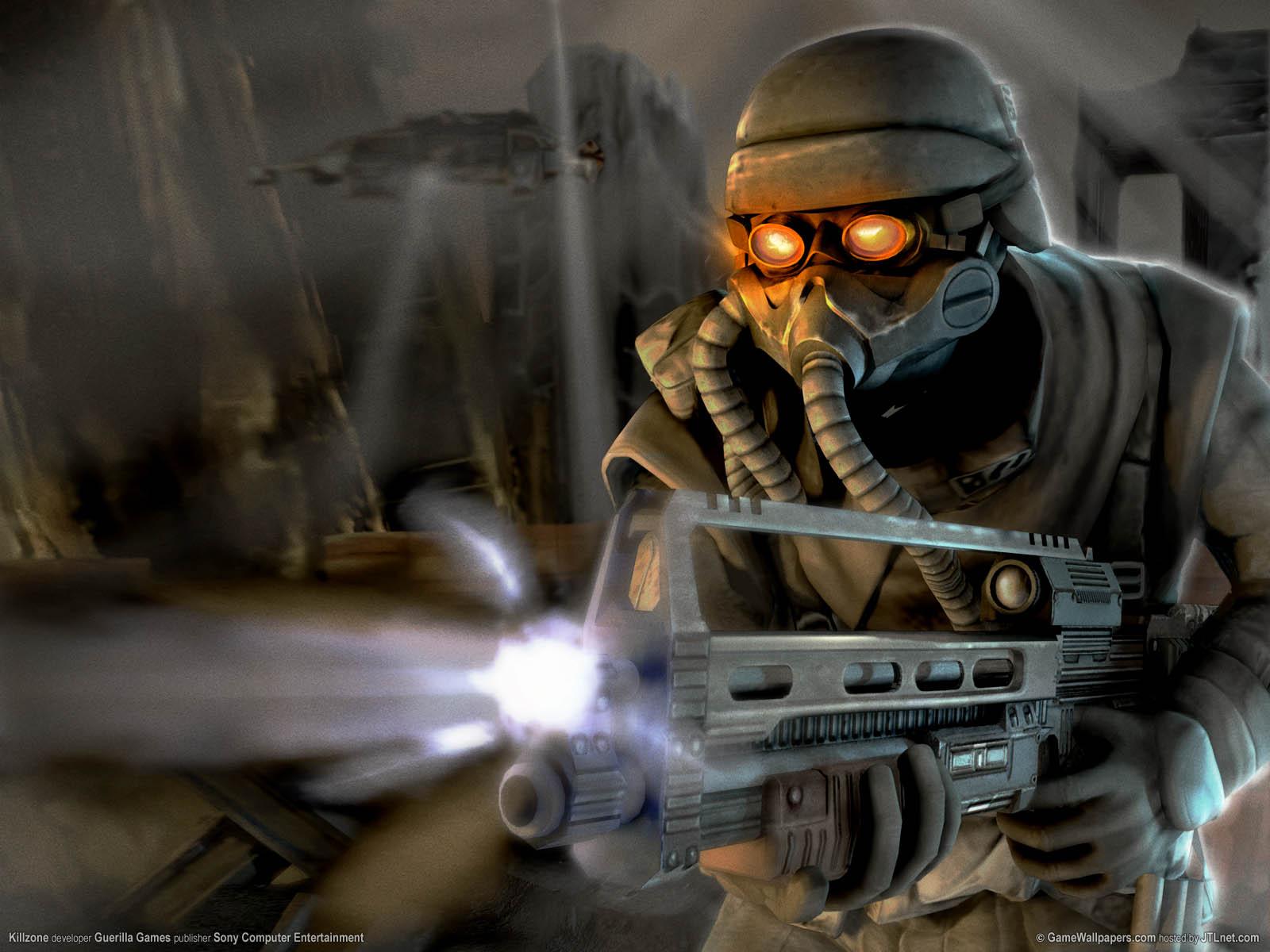 Killzone Hintergrundbild 04 1600x1200
