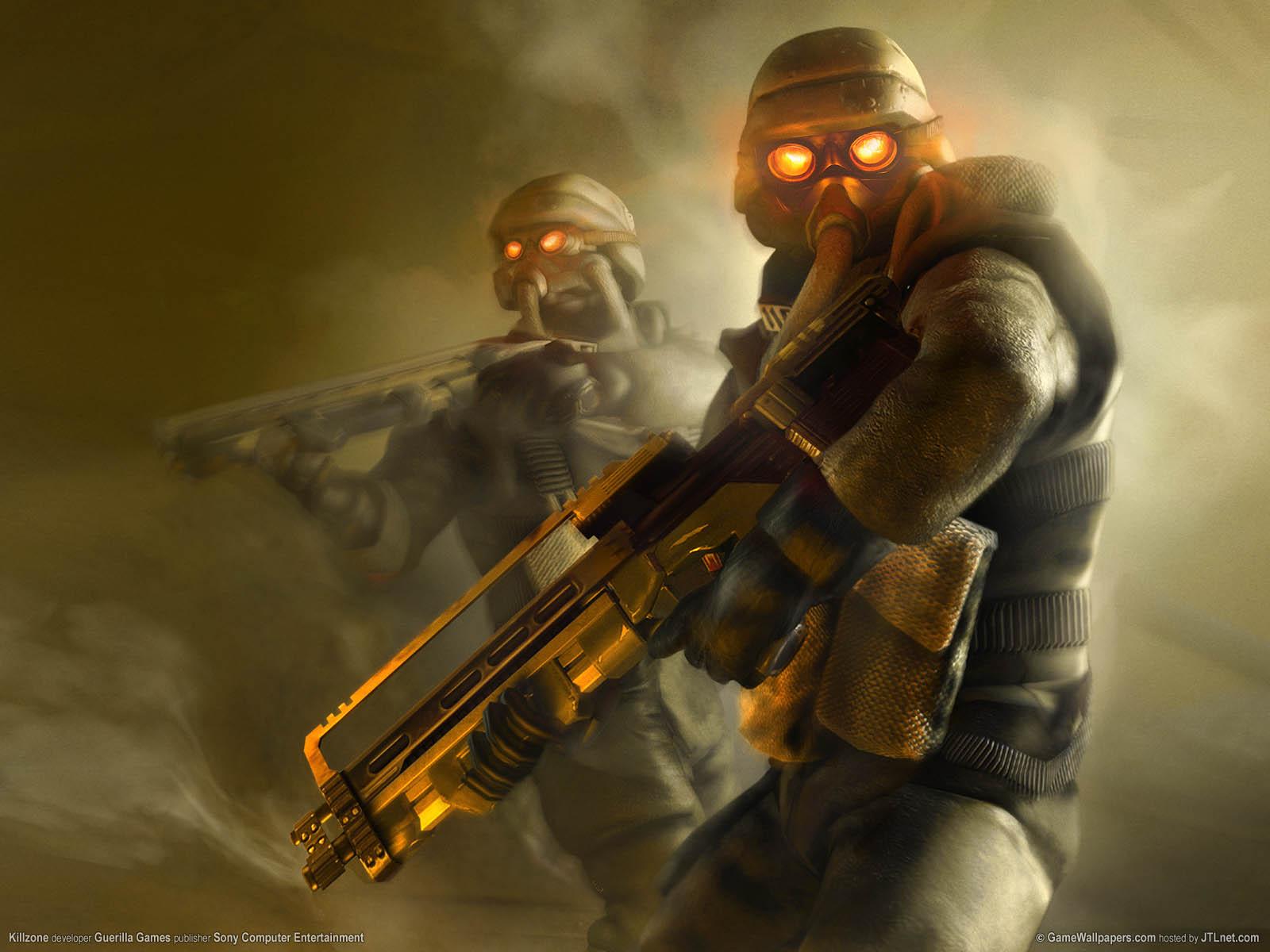 Killzone Hintergrundbild 06 1600x1200