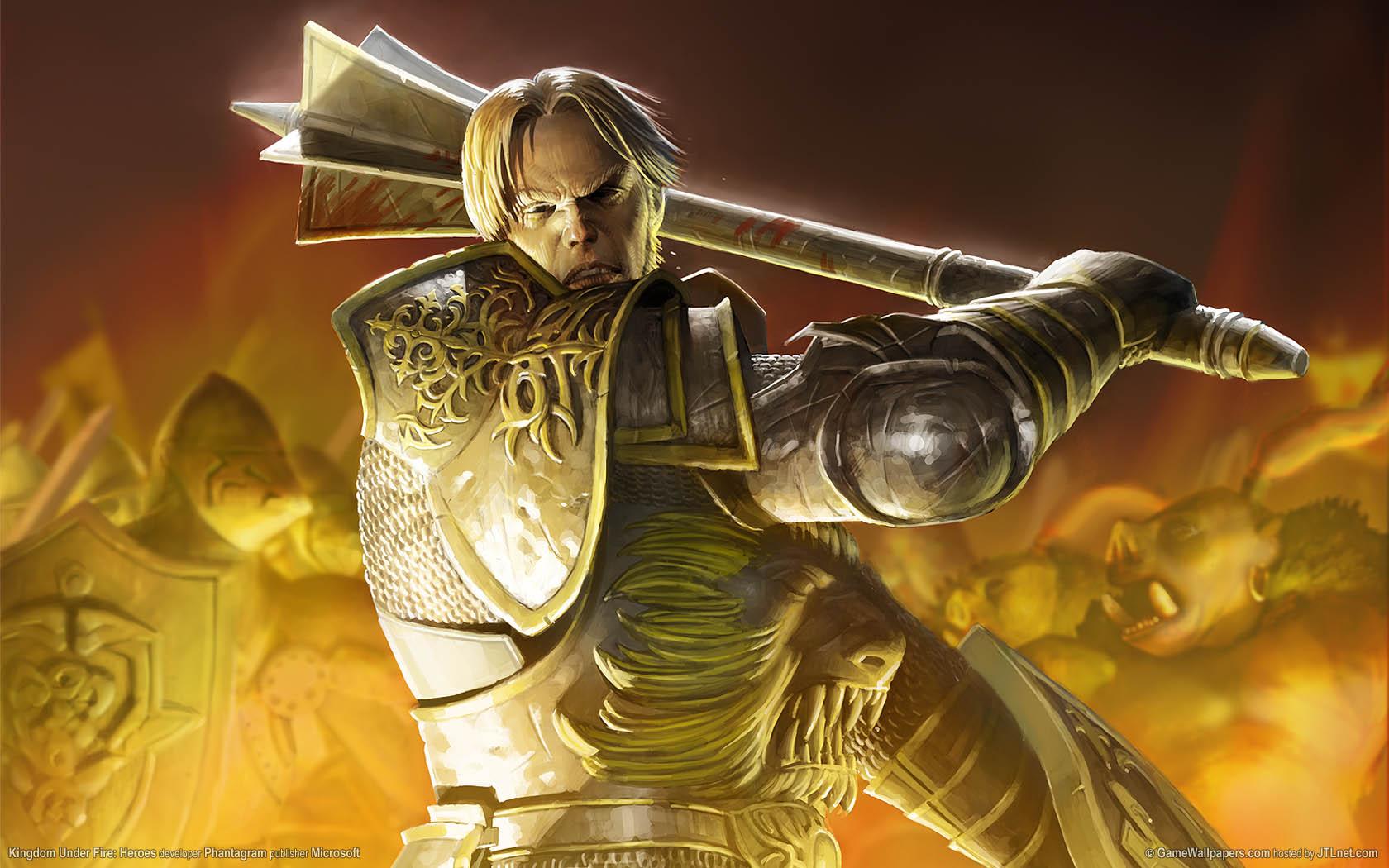 Kingdom Under Fire: Heroes achtergrond 01 1680x1050