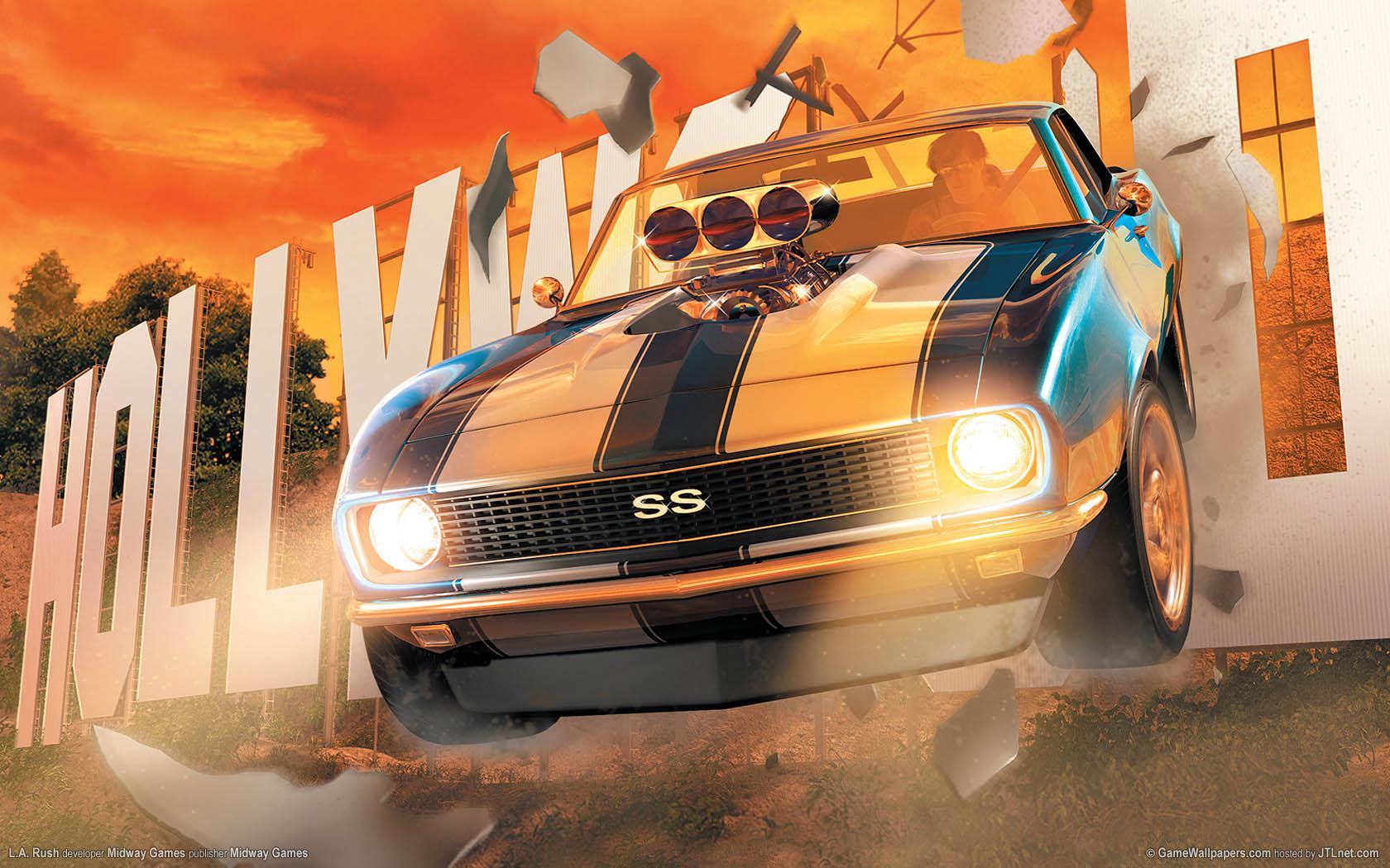 L.A. Rush Hintergrundbild 01 1680x1050