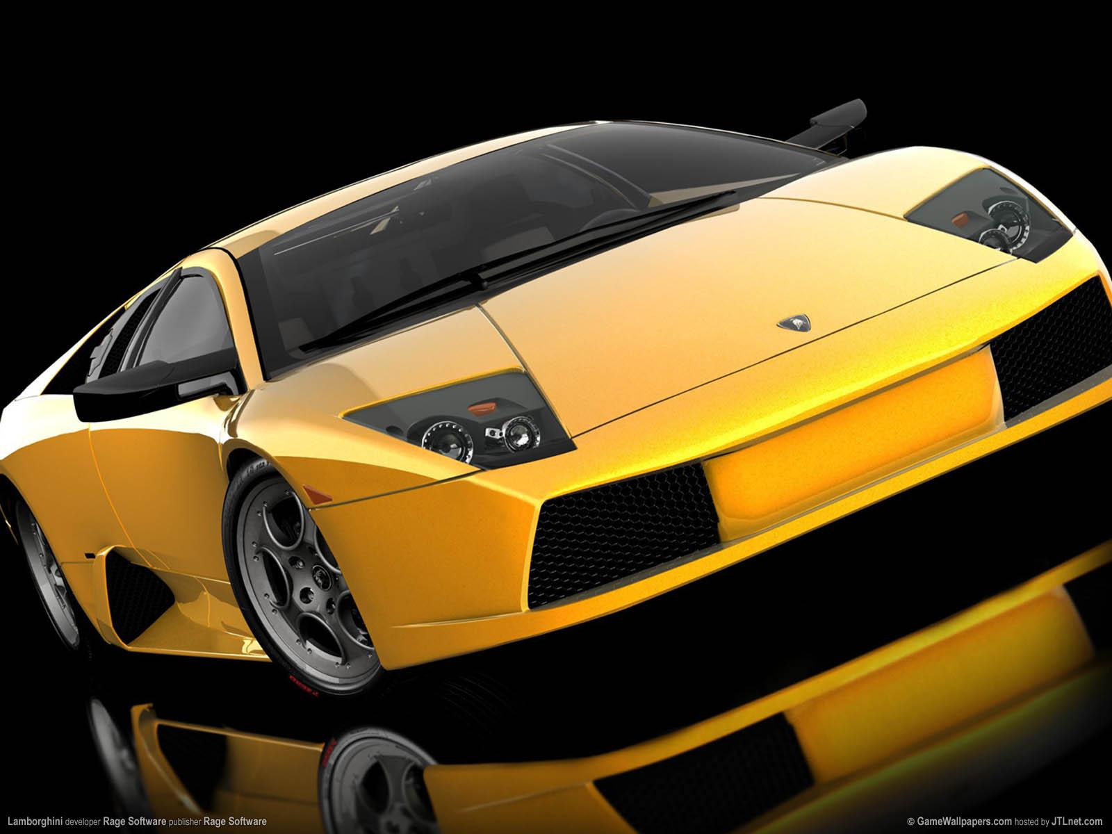 Lamborghini Hintergrundbild 02 1600x1200