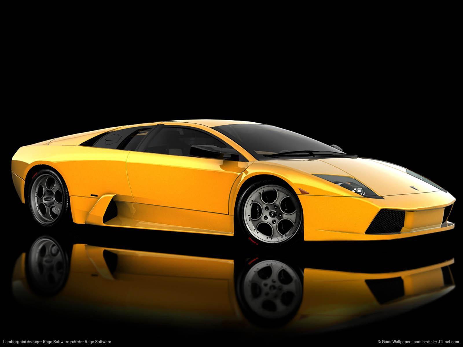 Lamborghini Hintergrundbild 03 1600x1200