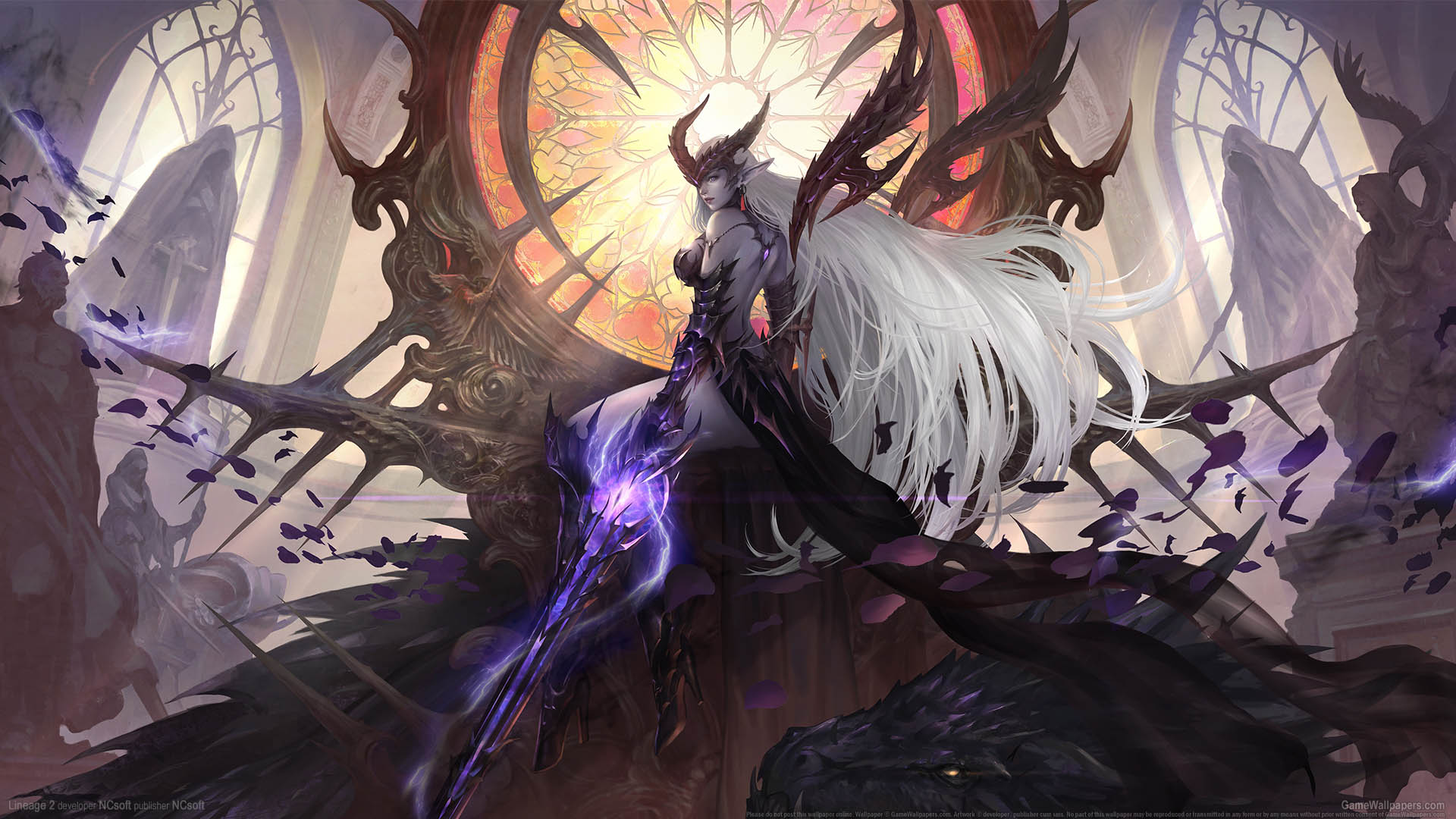 Lineage 2 achtergrond 01 1920x1080