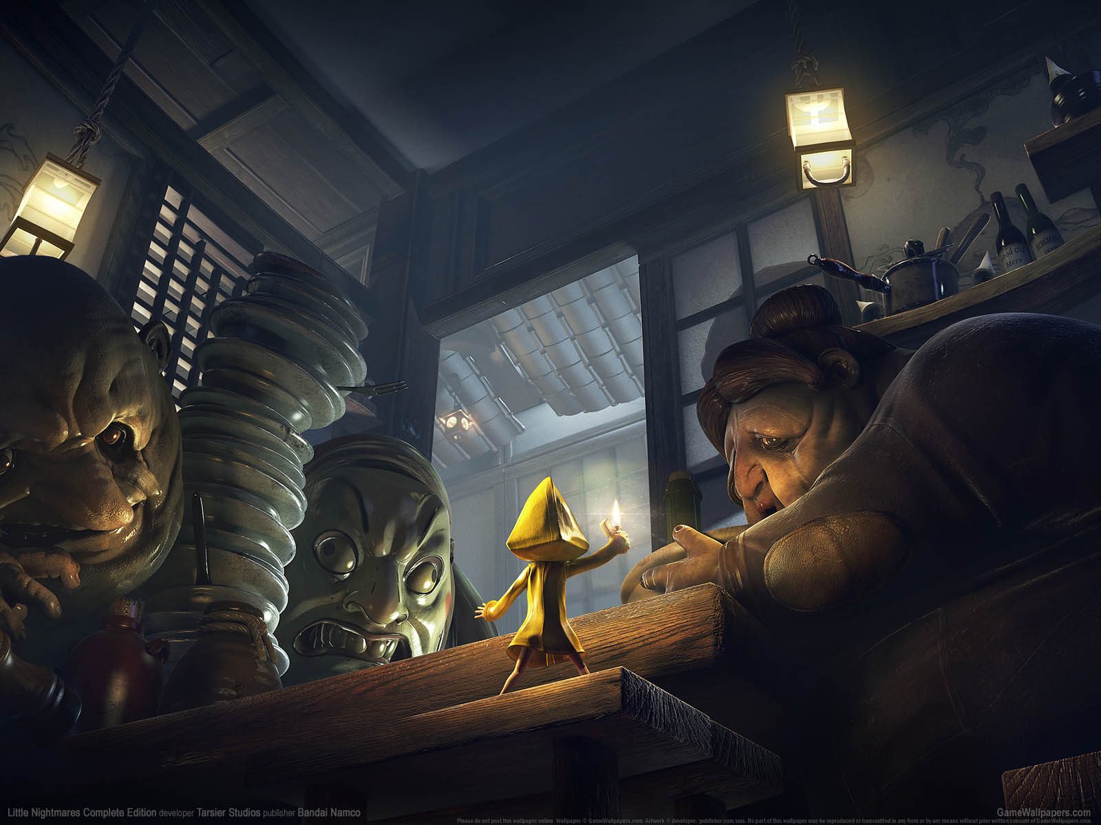 Little Nightmares Complete Editionνmmer=01 achtergrond  1600x1200